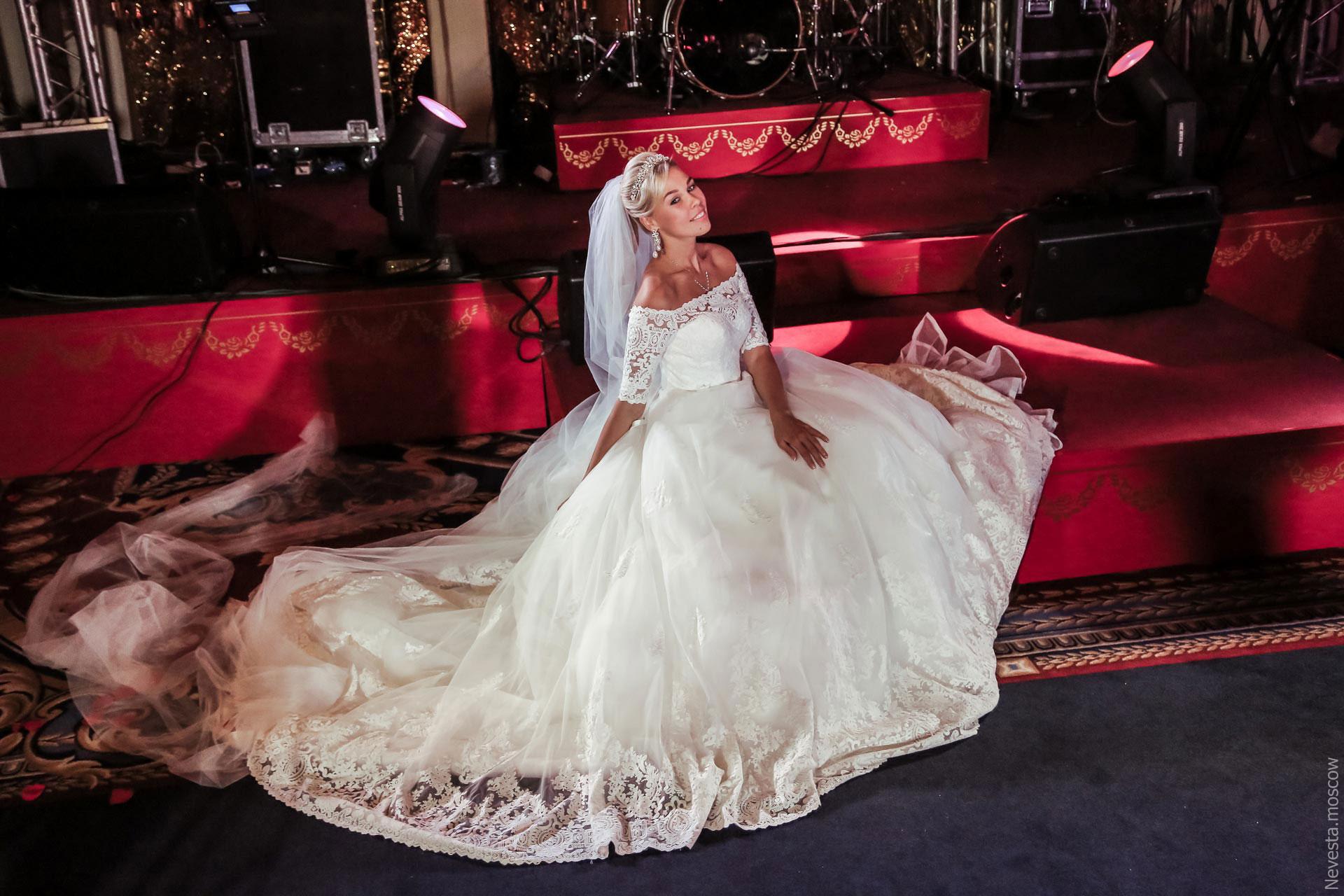 A la Cartier. Свадьба Ксении Афанасьевой фото 20