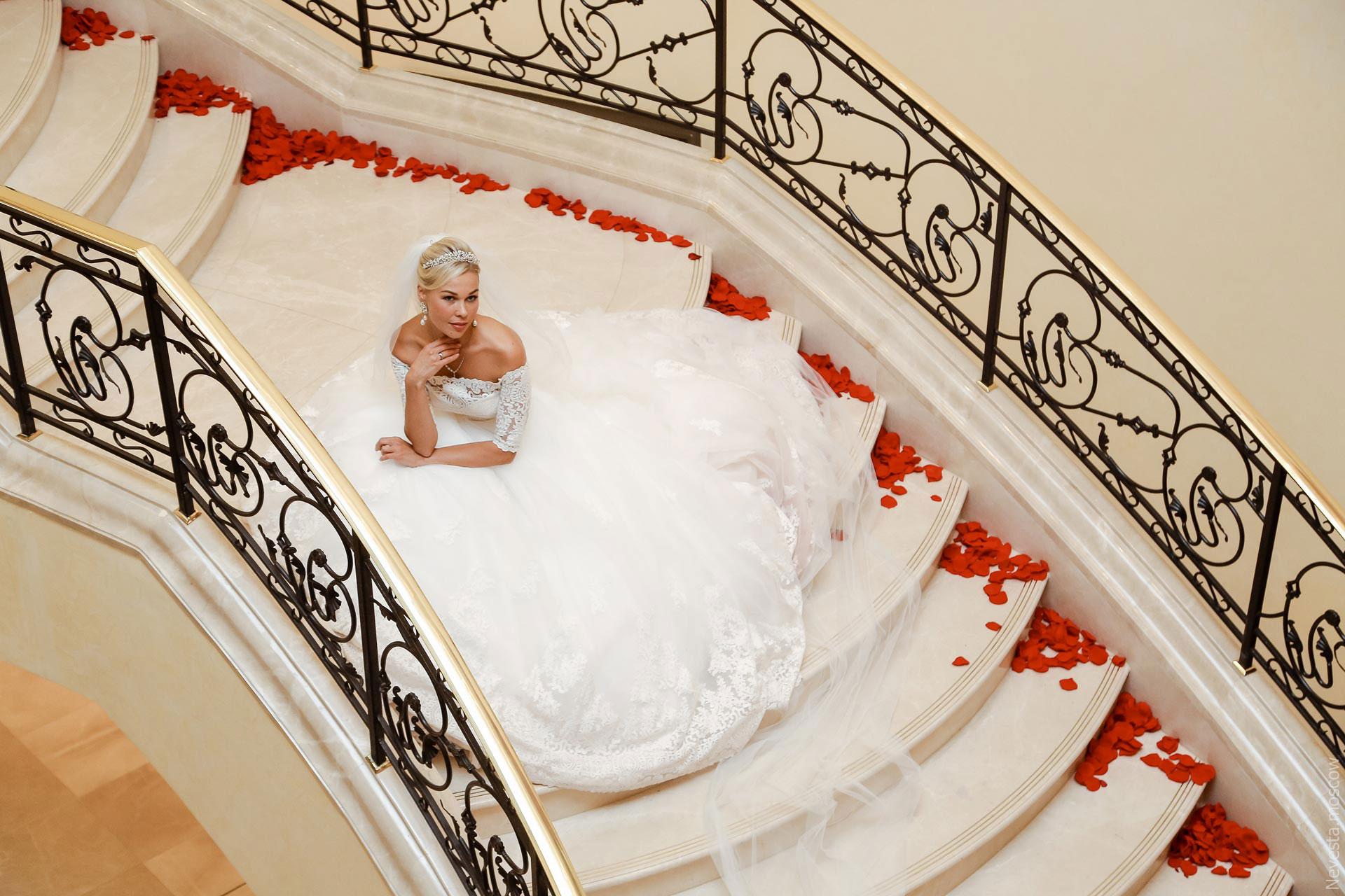 A la Cartier. Свадьба Ксении Афанасьевой фото 27