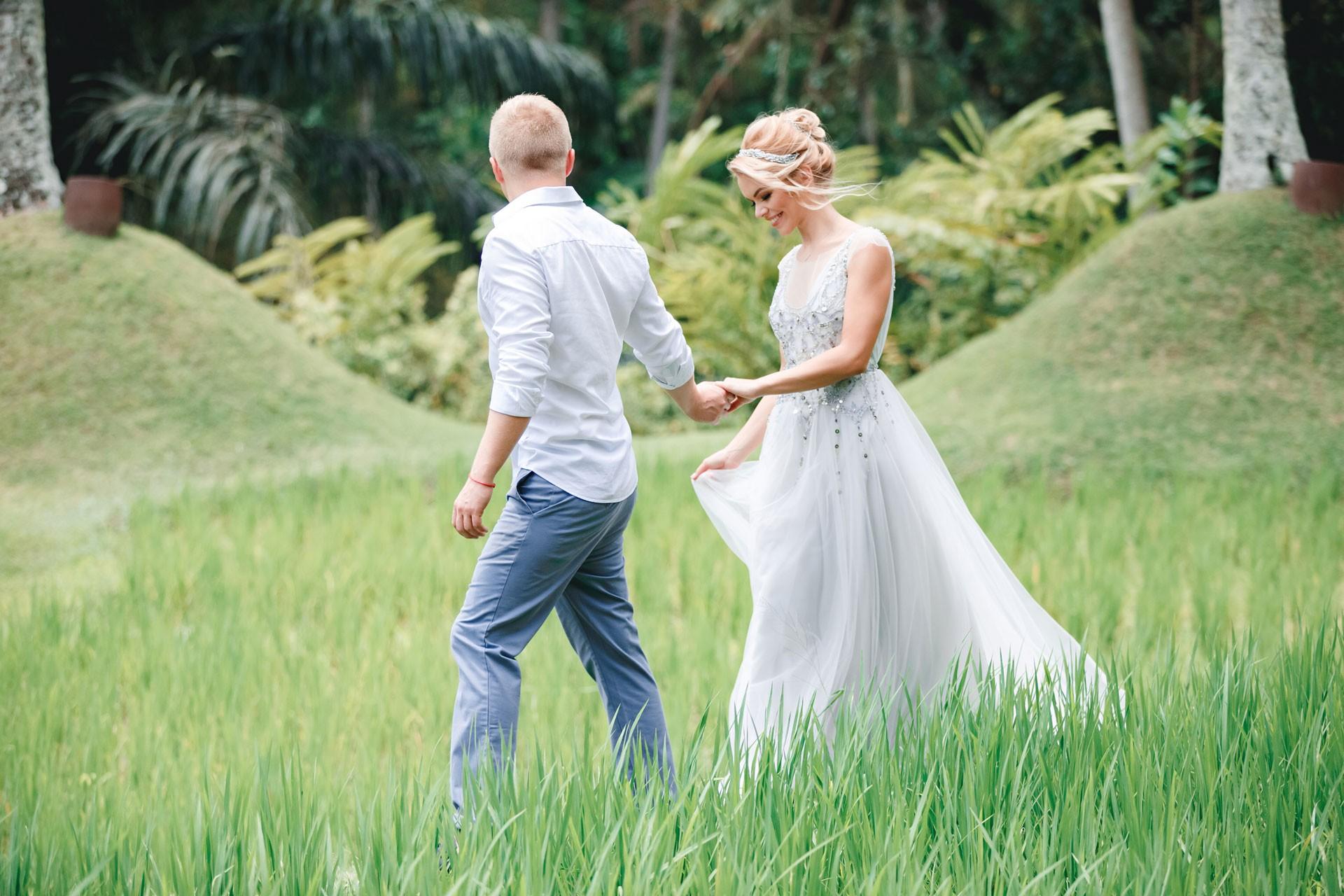 Серфинг на Бали. Свадьба Антона и Екатерины
