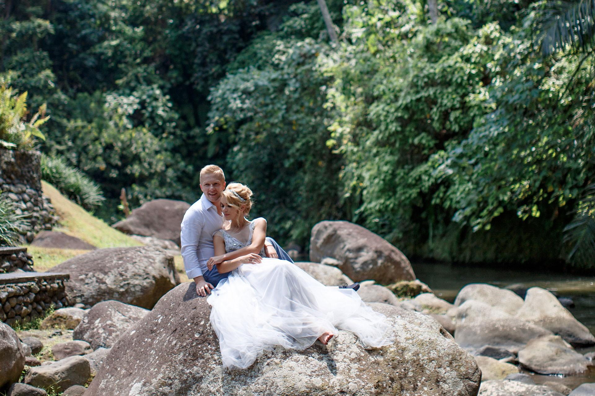 Серфинг на Бали. Свадьба Антона и Екатерины фото 22