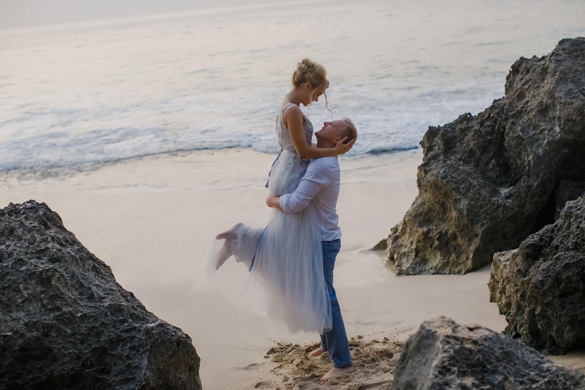 Серфинг на Бали. Свадьба Антона и Екатерины фото 23
