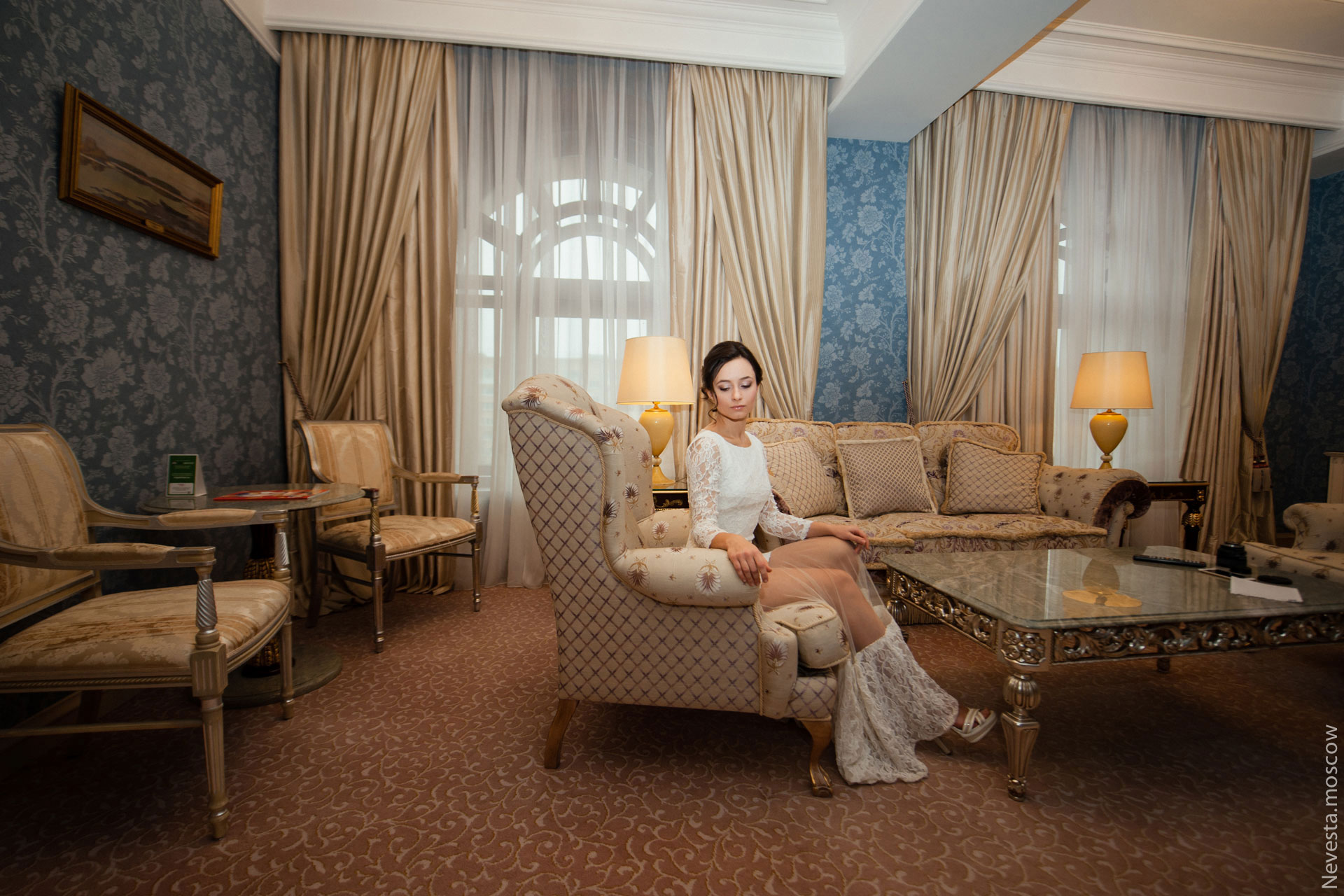 Radisson Royal Moscow фото 8
