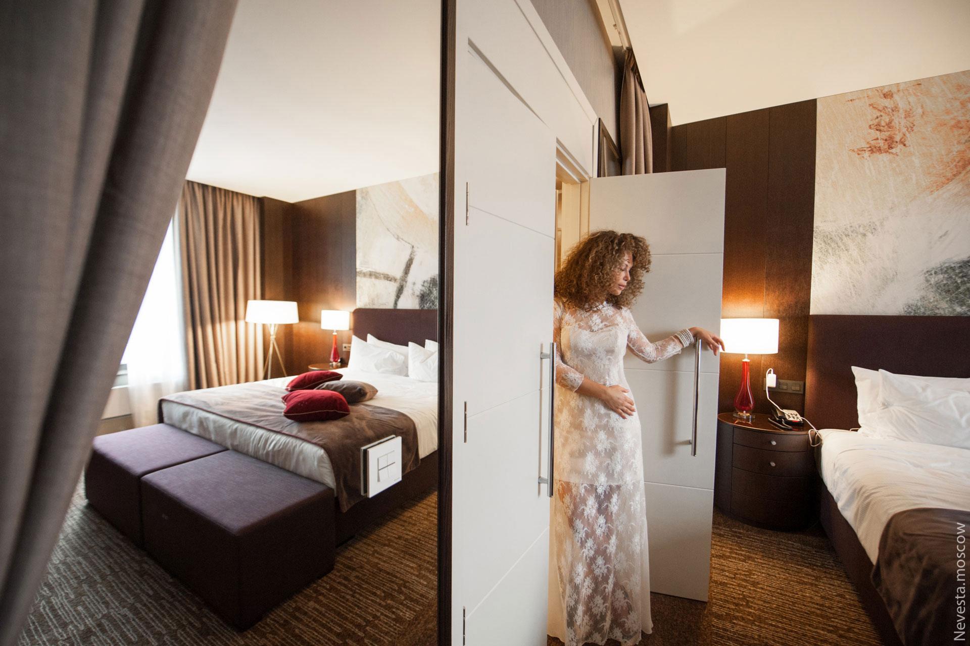 DoubleTree by Hilton Moscow-Marina фото 4