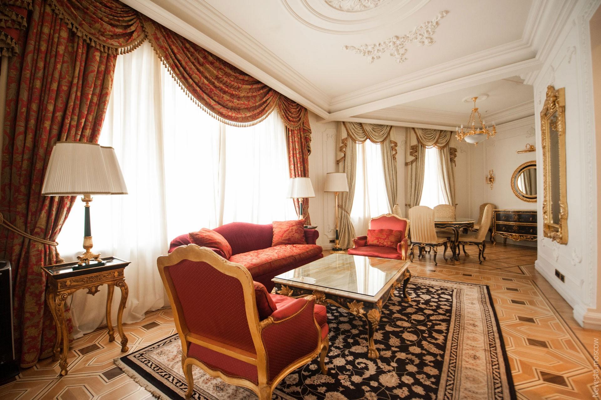 Hotel Savoy Moscow, фото 6