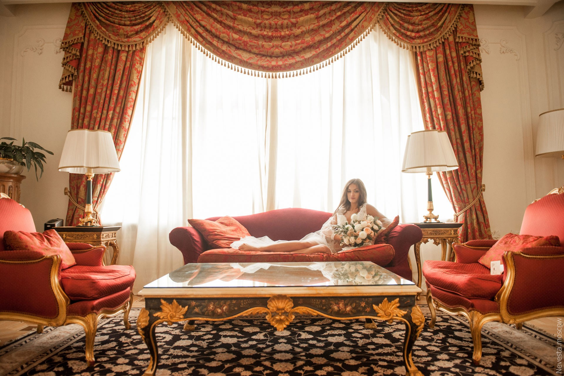 Hotel Savoy Moscow, фото 7