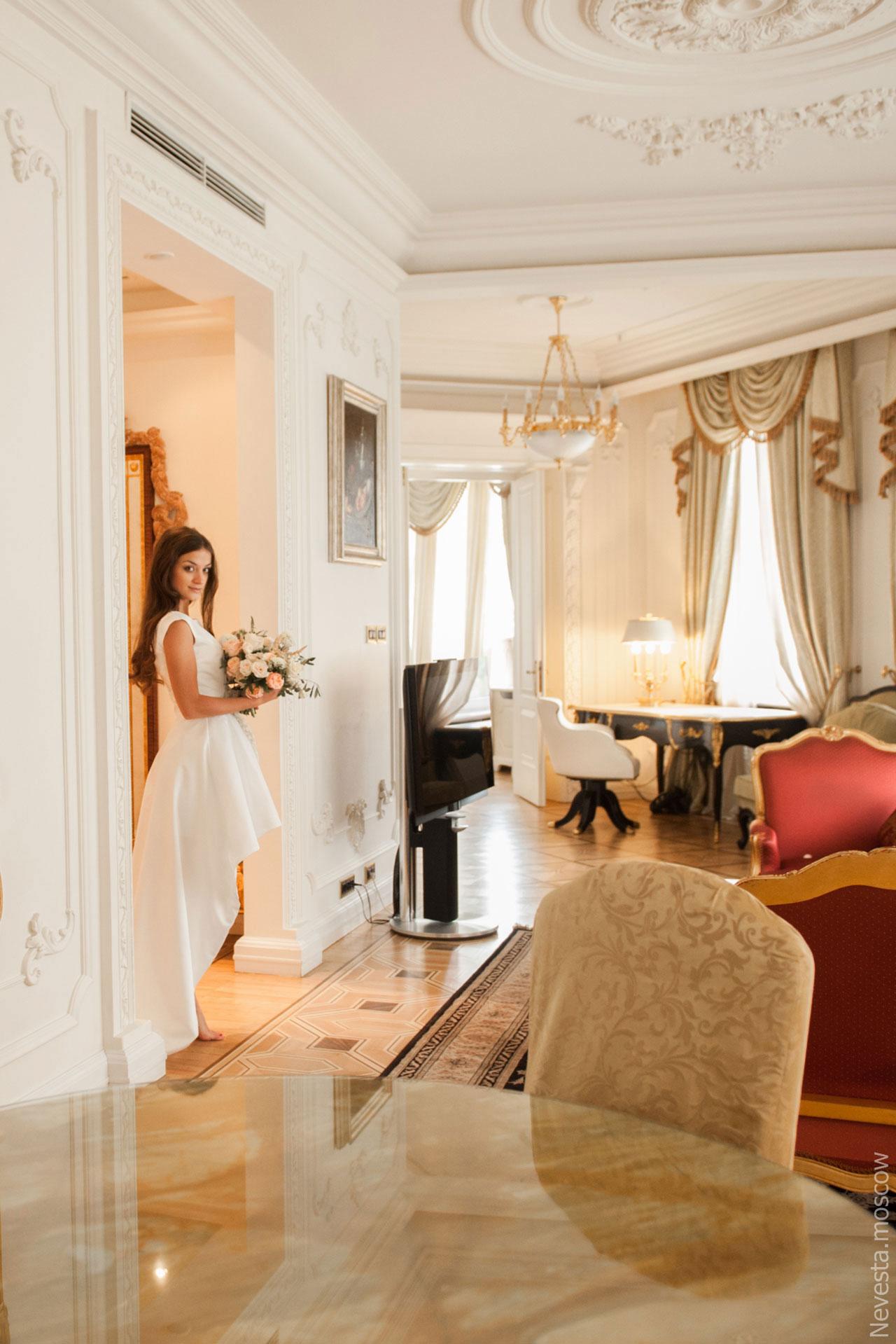 Hotel Savoy Moscow, фото 3
