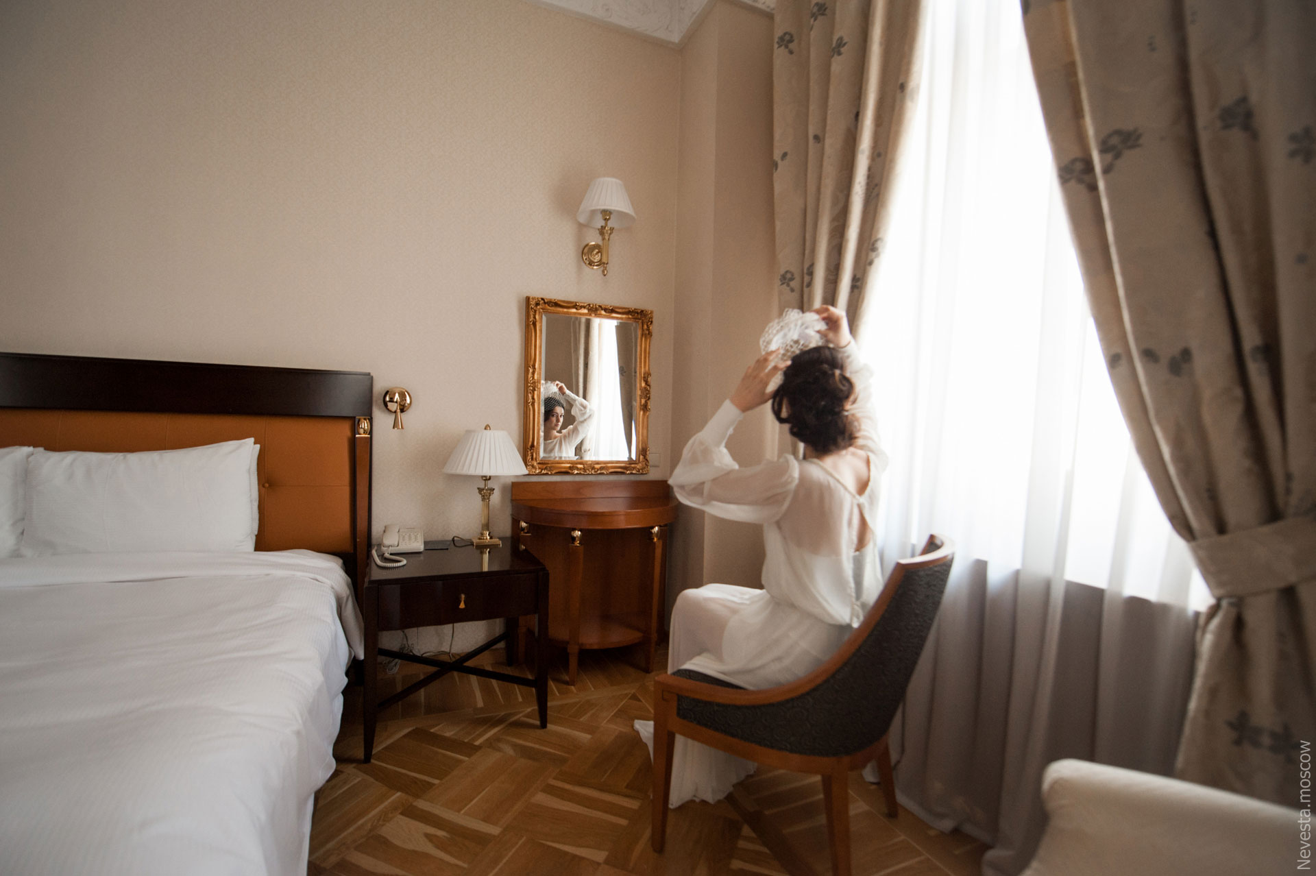 Hilton Moscow, фото 8