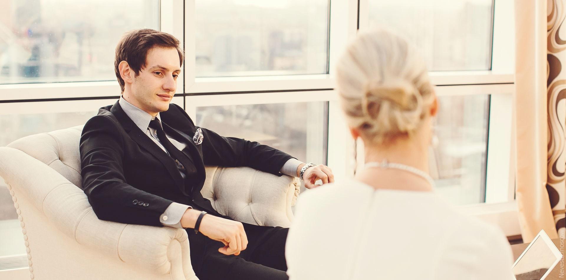 Свадебное агентство Wedding Consult:, интервью фото 1