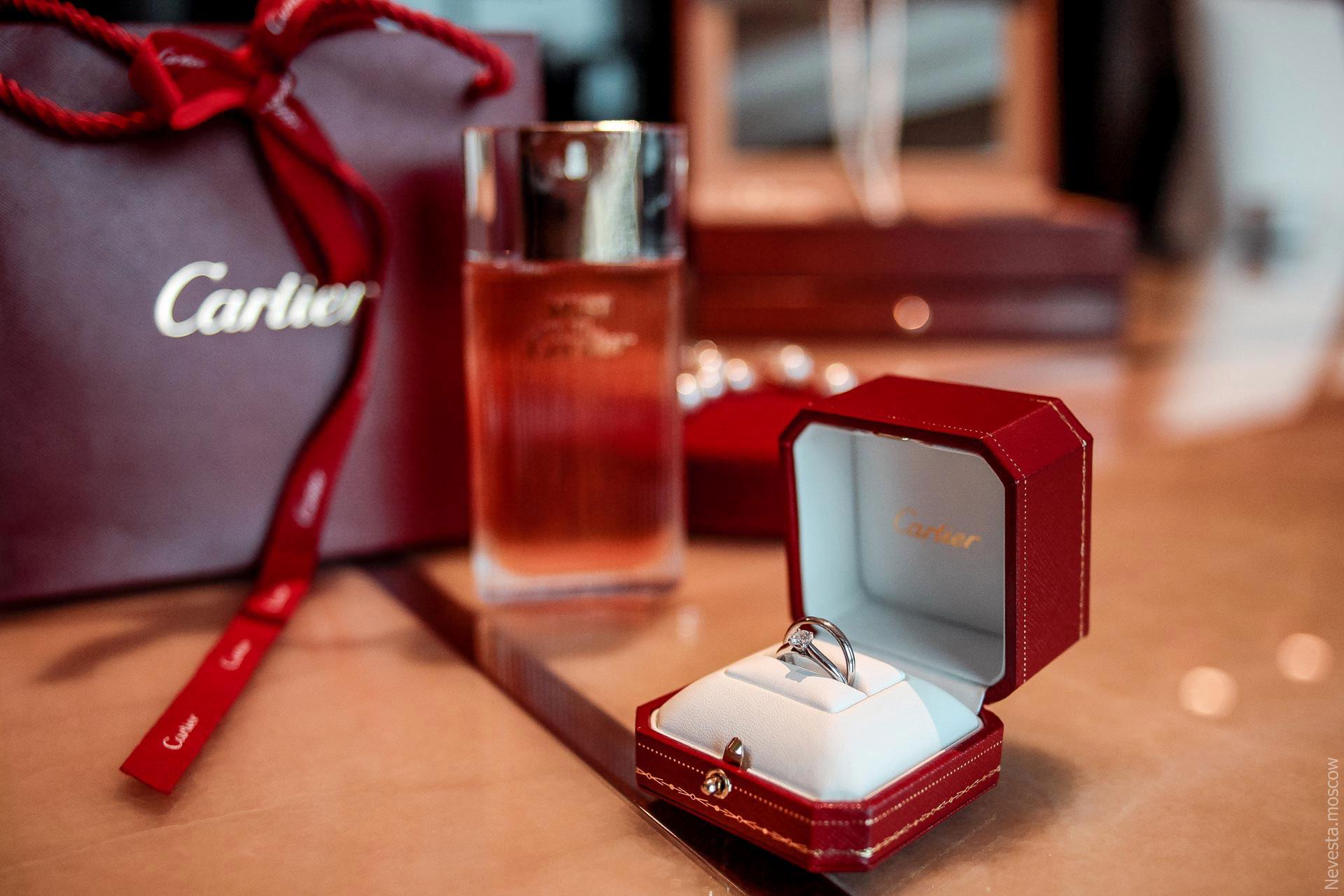 A la Cartier. Свадьба Ксении Афанасьевой фото 18