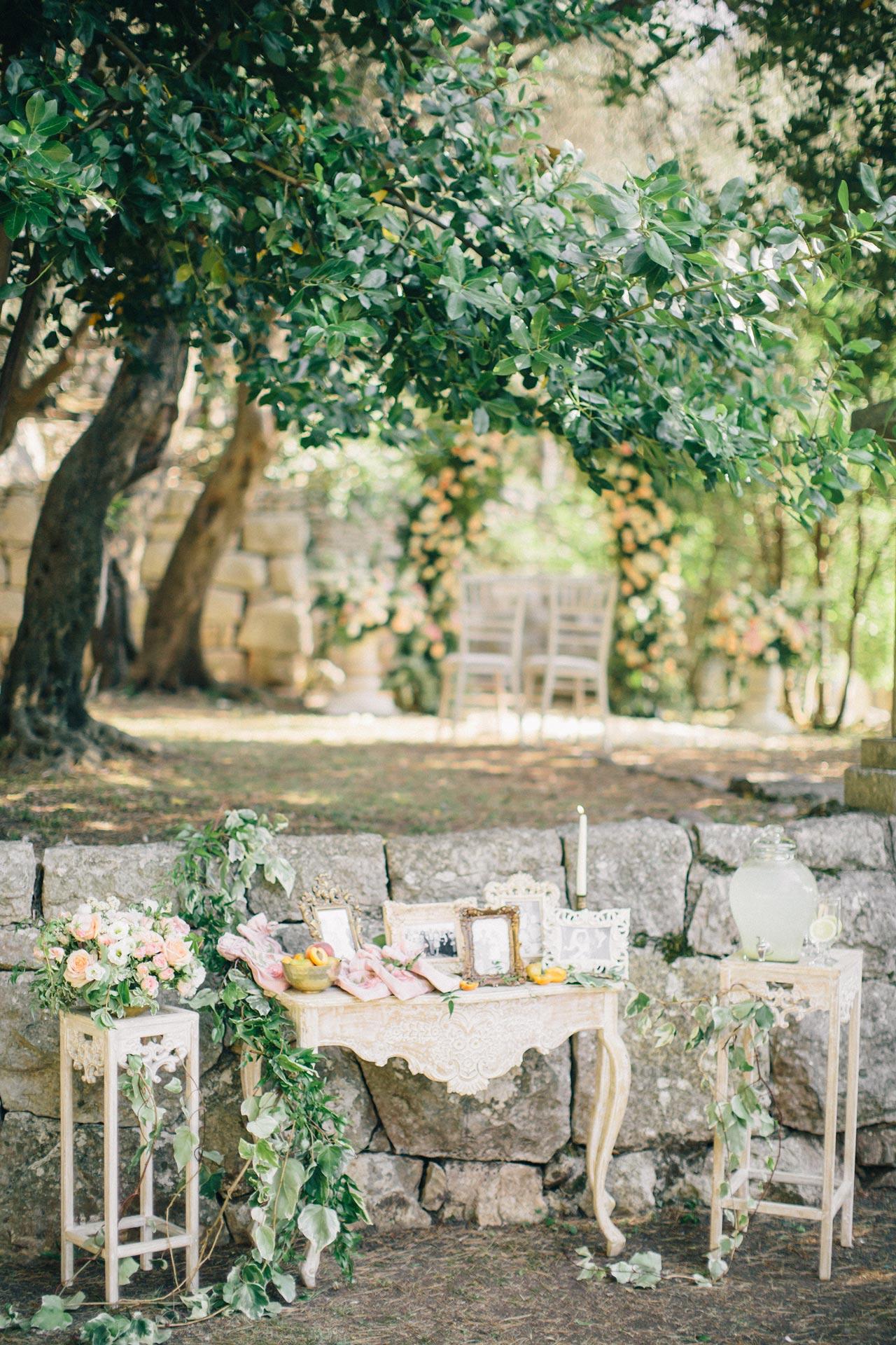 Роскошная вилла в ерногории. Свадьба Руслана и Оксаны фото 4
