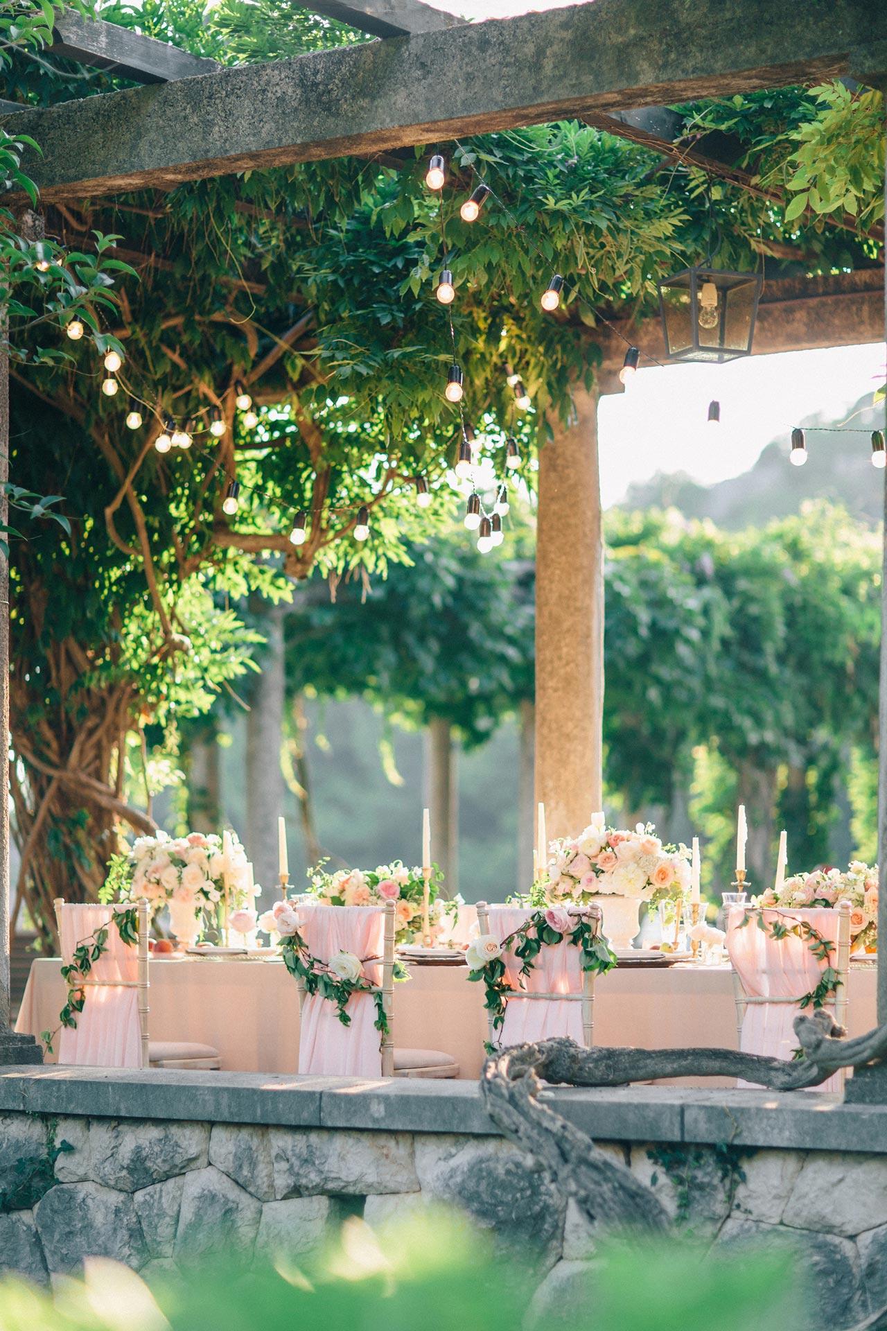 Роскошная вилла в Черногории. Свадьба Руслана и Оксаны фото 16