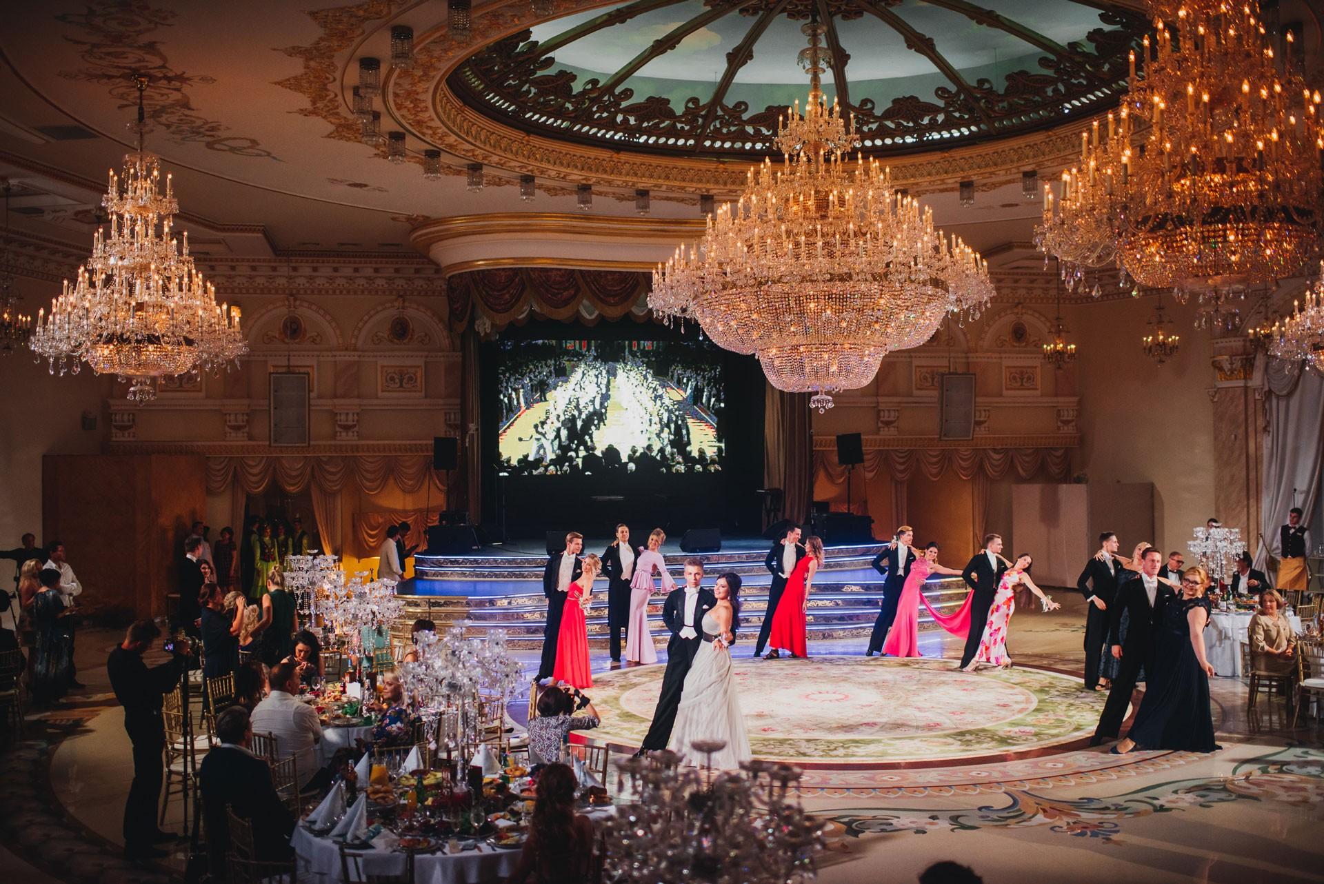 Свадьба Ксении Сябитовой и Андрея Снеткова фото 15