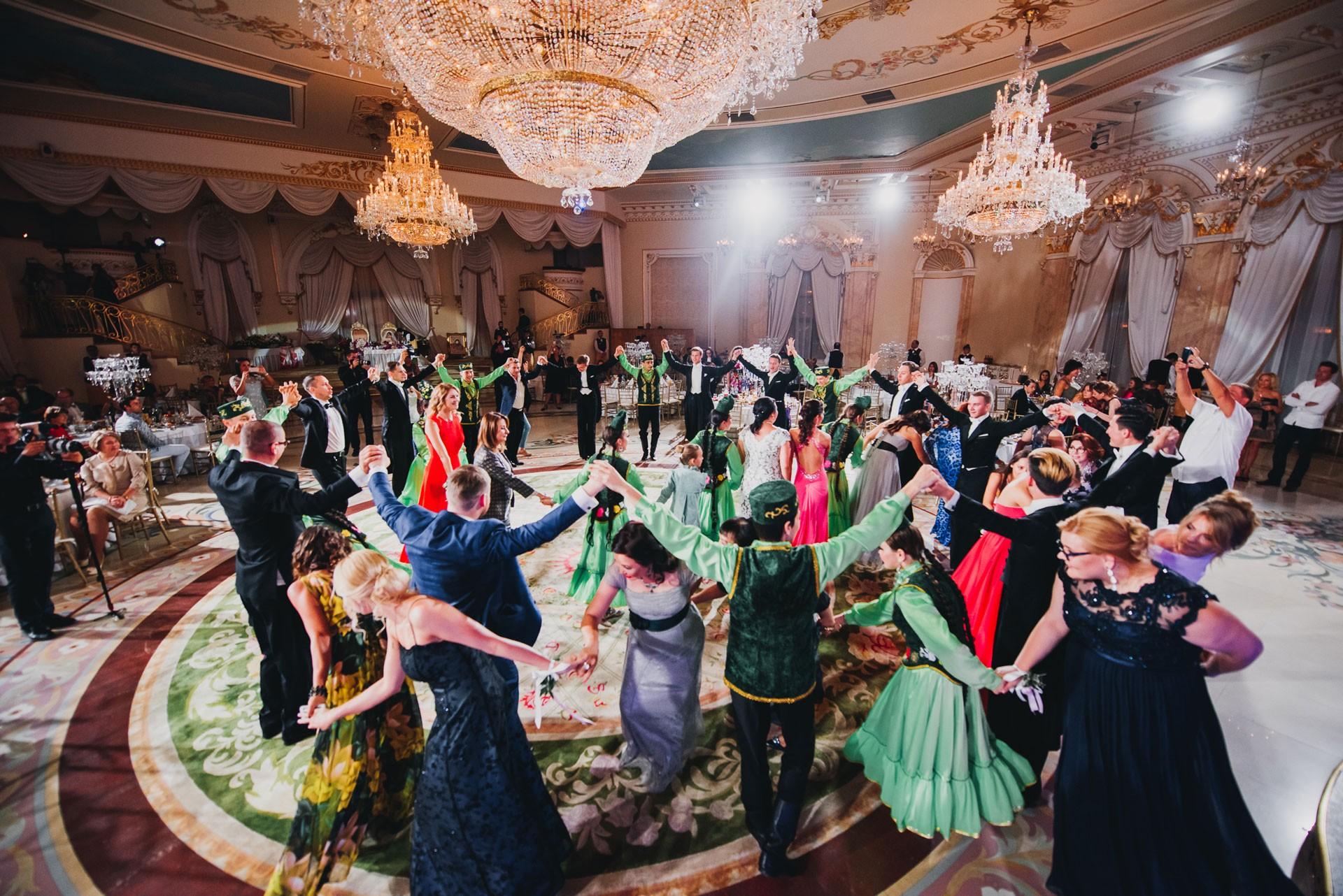 Свадьба Ксении Сябитовой и Андрея Снеткова фото 9
