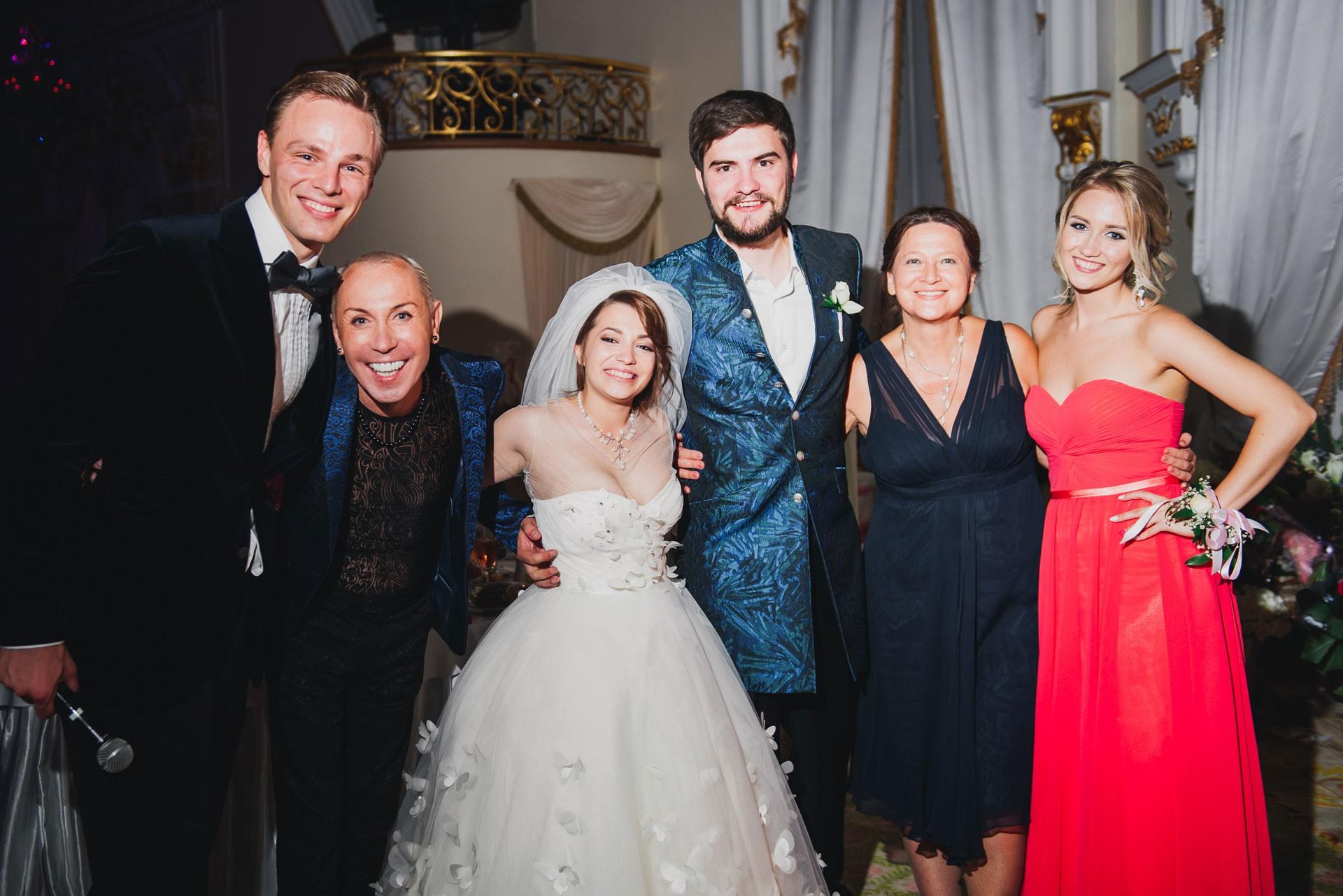Свадьба Ксении Сябитовой и Андрея Снеткова фото 13