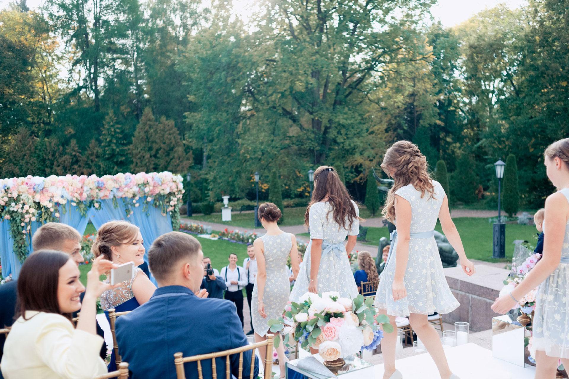 Модный приговор. Свадьба Антона и Ирины фото 15
