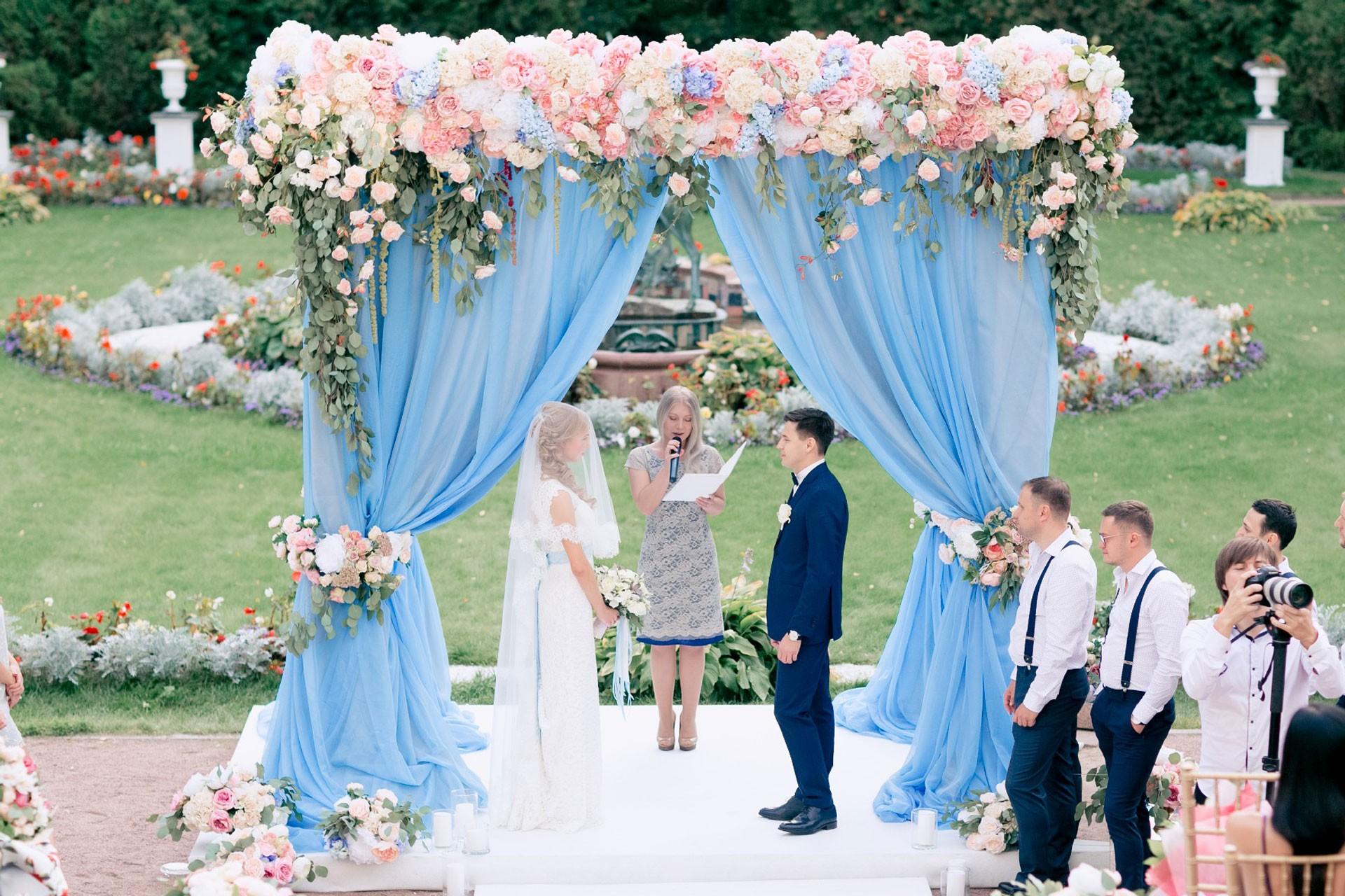 Модный приговор. Свадьба Антона и Ирины фото 16