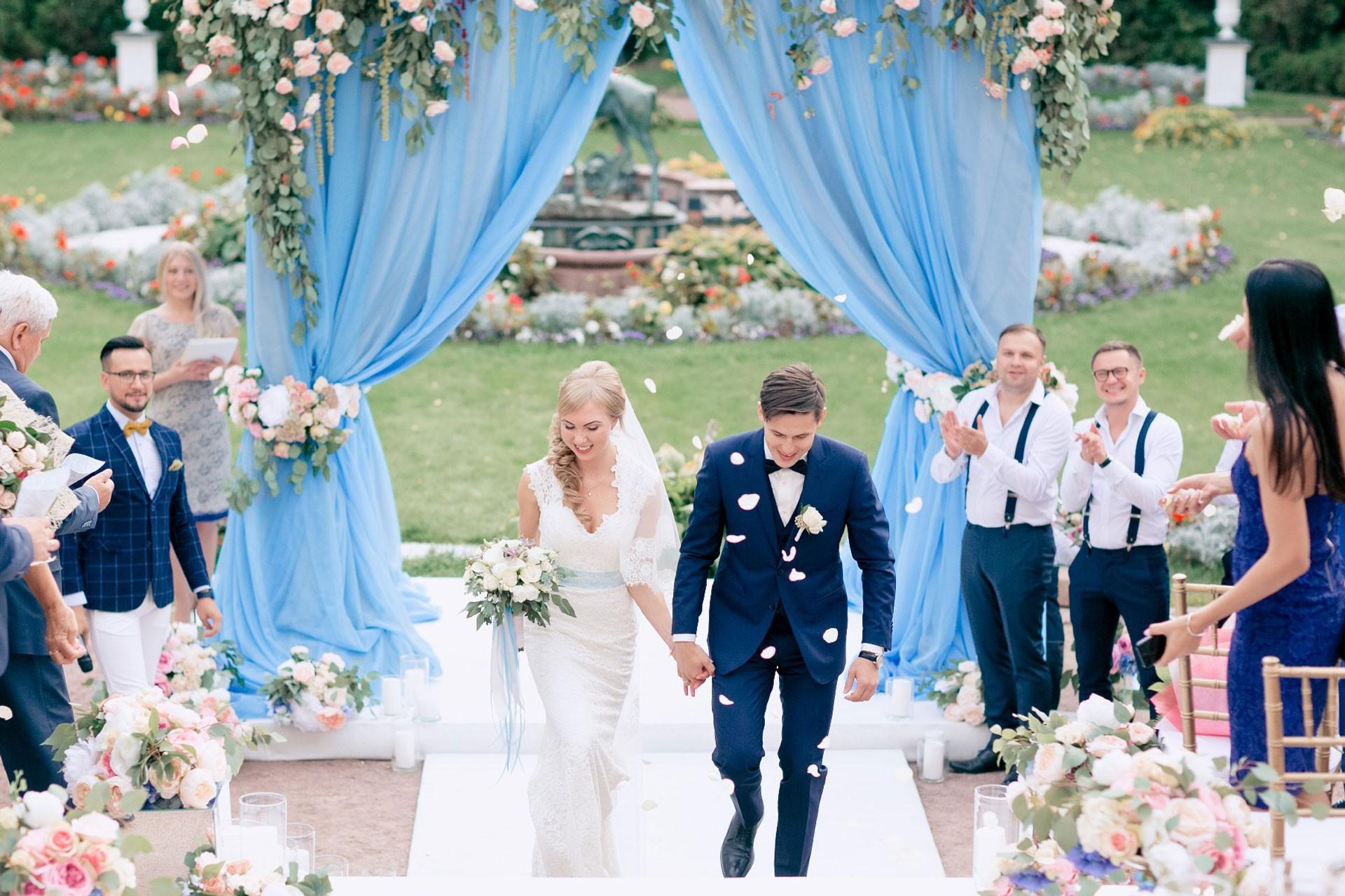 Модный приговор. Свадьба Антона и Ирины фото 17