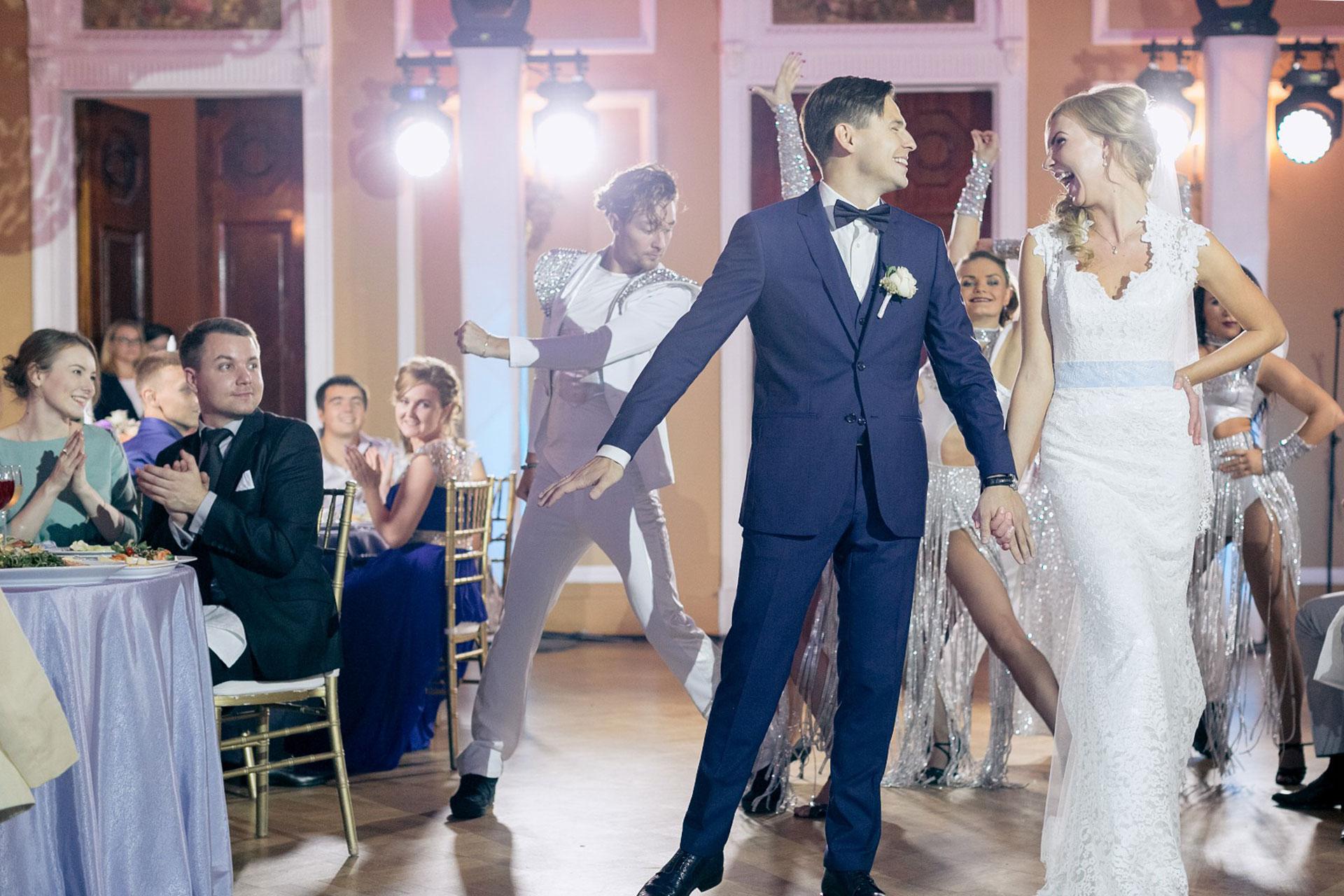 Модный приговор. Свадьба Антона и Ирины фото 18