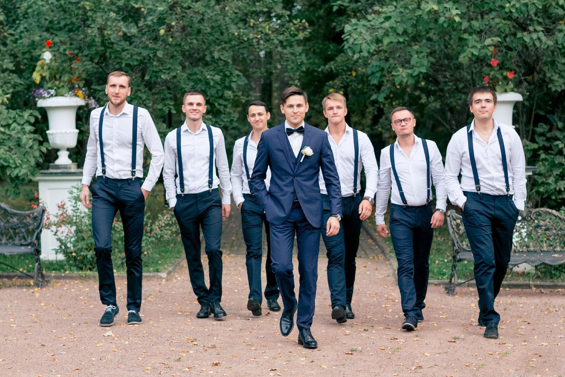 Модный приговор. Свадьба Антона и Ирины фото 12