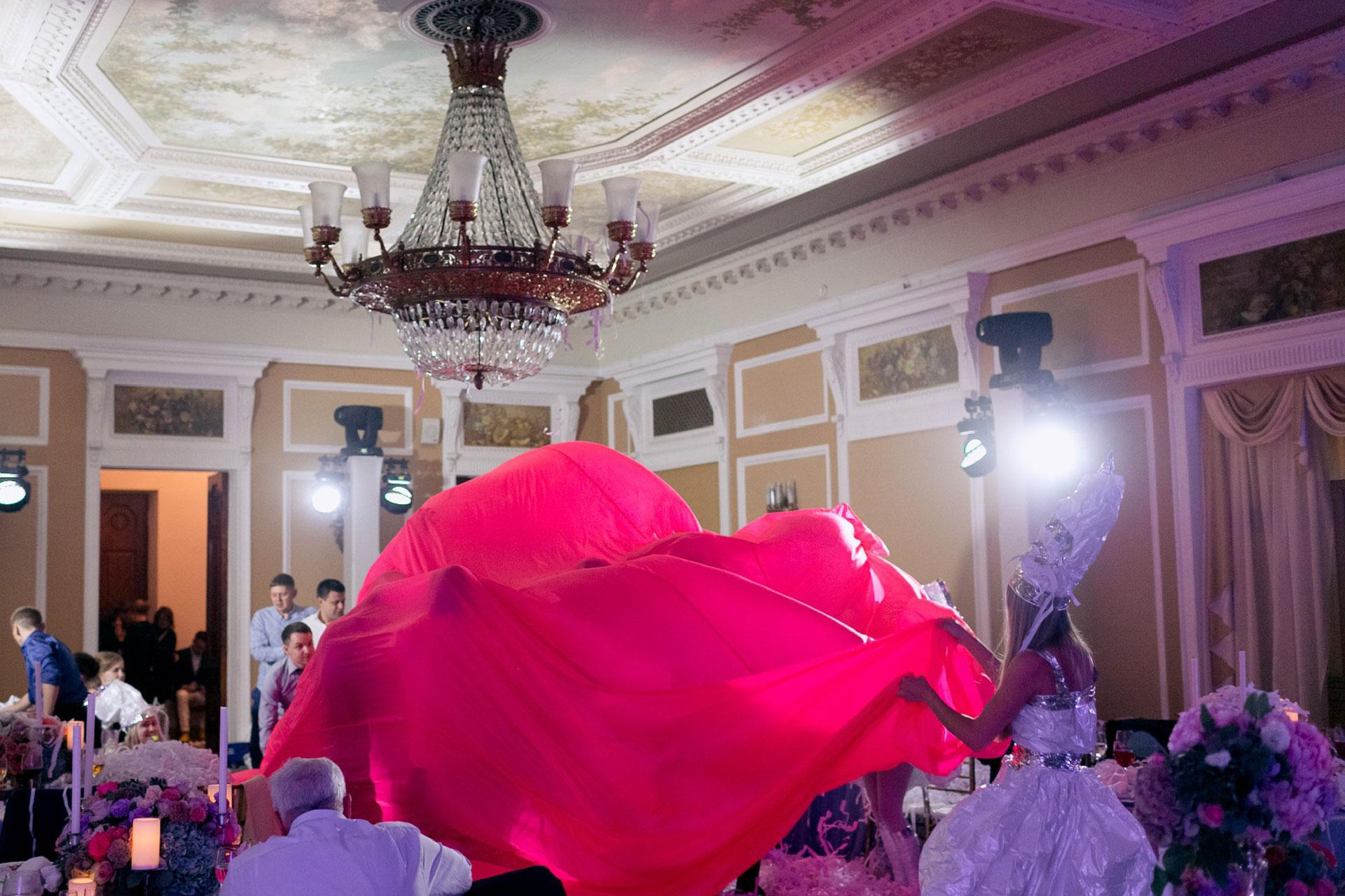 Модный приговор. Свадьба Антона и Ирины фото 25