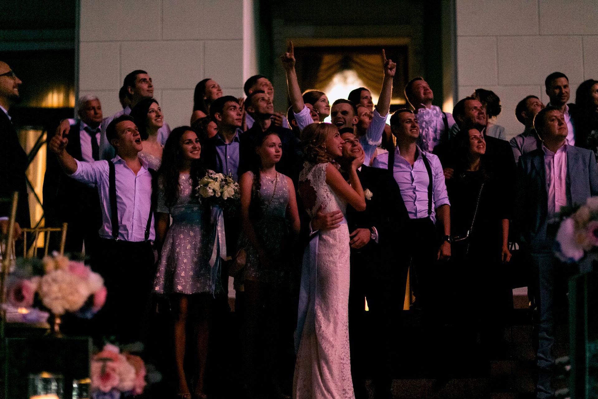 Модный приговор. Свадьба Антона и Ирины фото 22