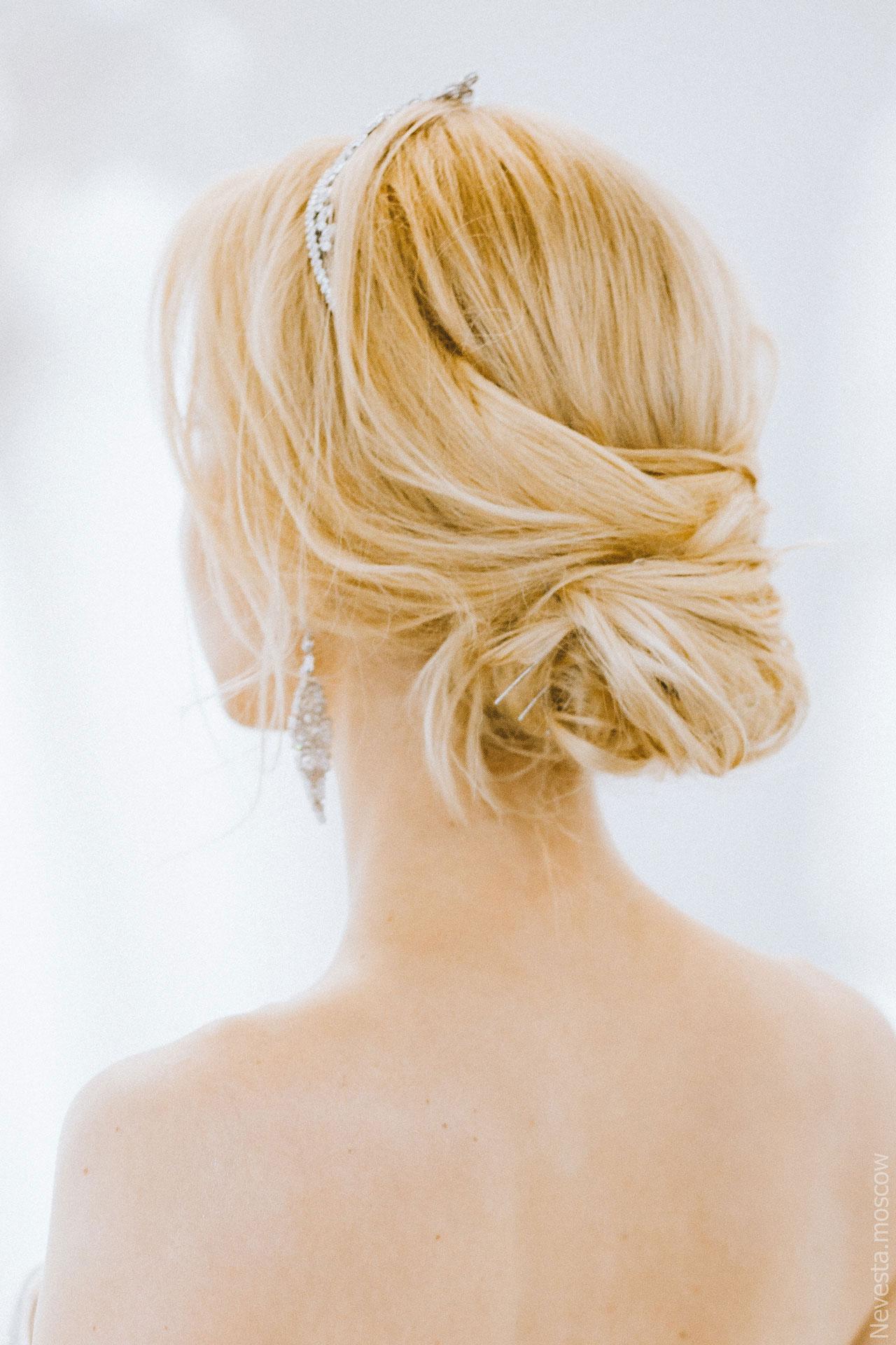макияж невесты  фото 3
