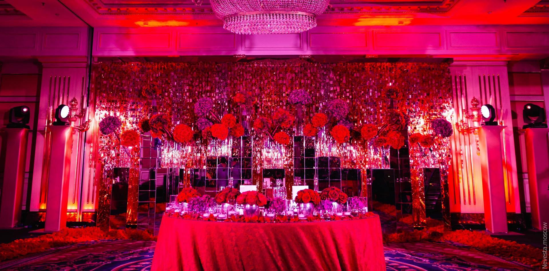 A la Cartier. Свадьба Ксении Афанасьевой фото 19