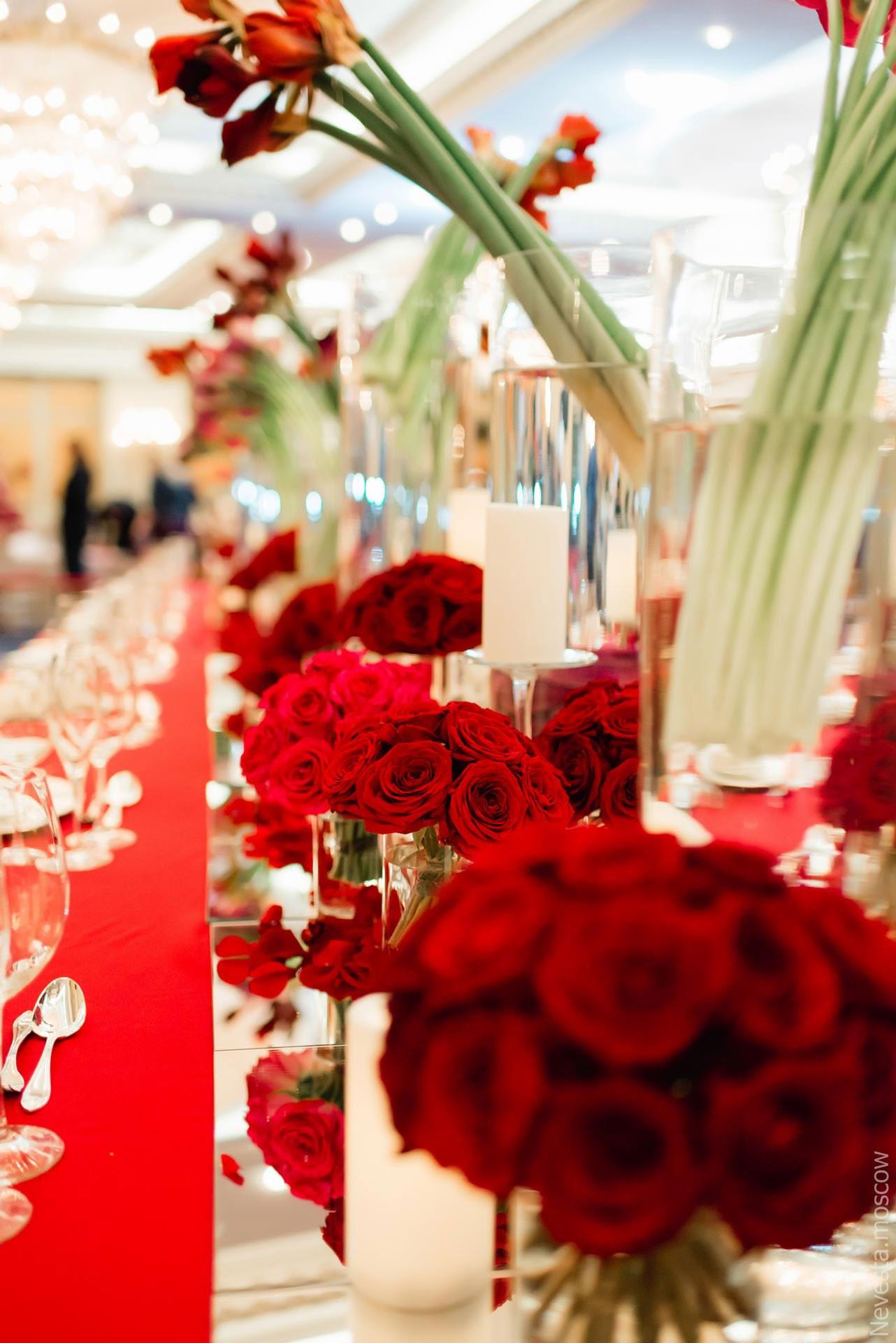 A la Cartier. Свадьба Ксении Афанасьевой фото 21