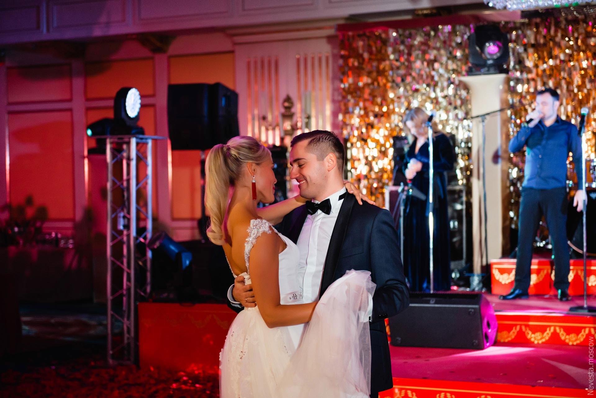 A la Cartier. Свадьба Ксении Афанасьевой фото 33