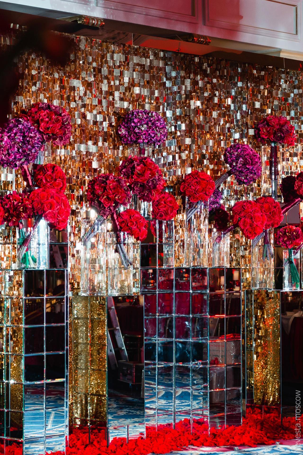 A la Cartier. Свадьба Ксении Афанасьевой фото 23