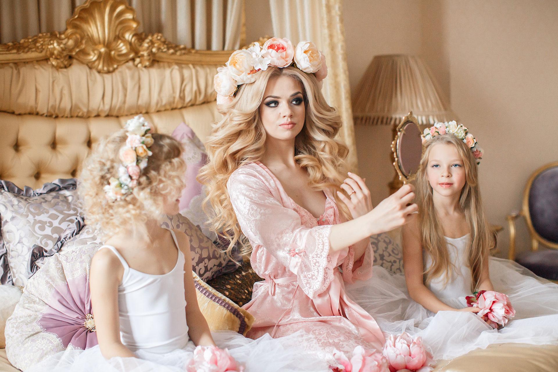 Утро для принцессы. Свадьба Артема и Светланы фото 7