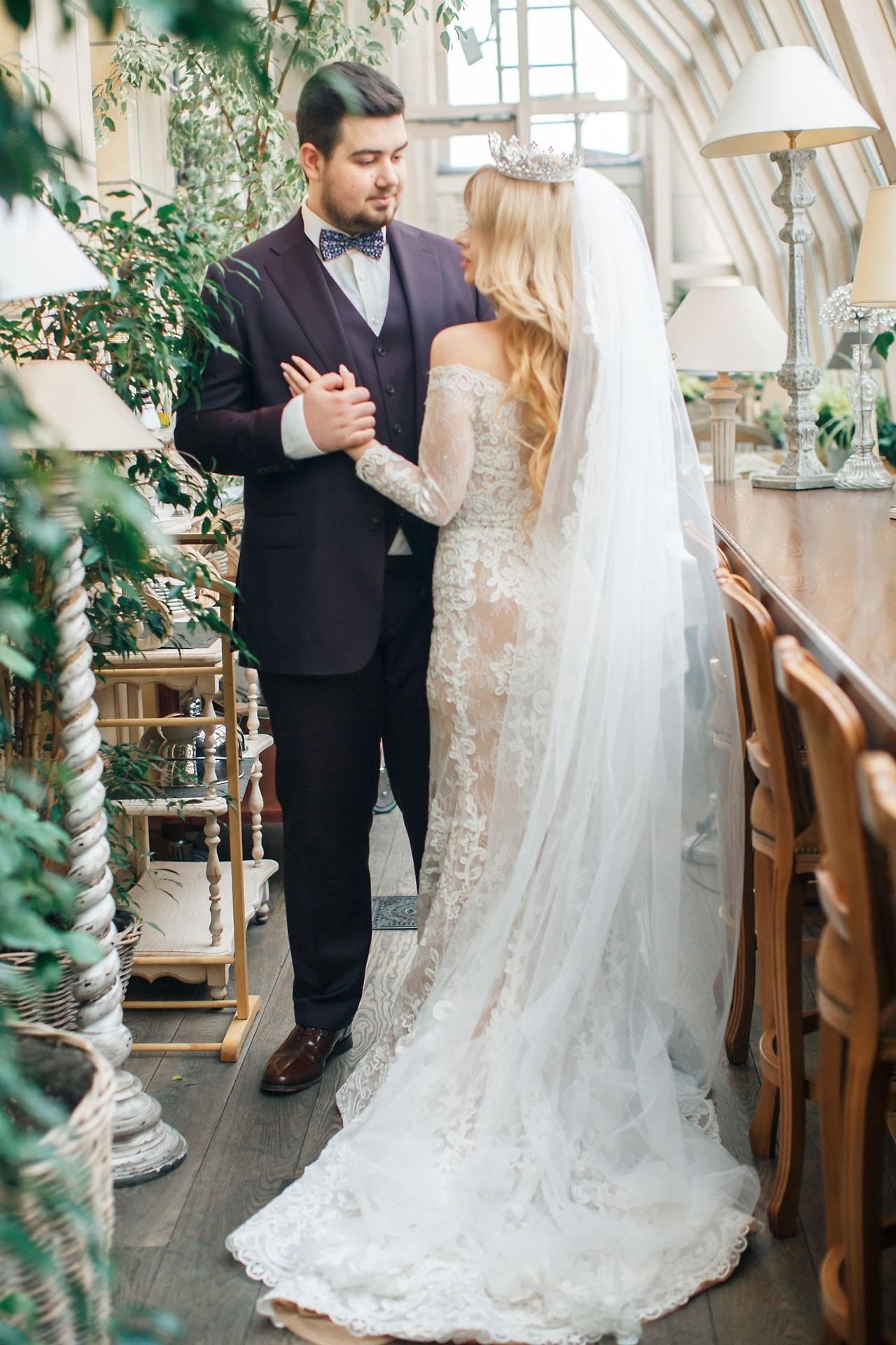 Утро для принцессы. Свадьба Артема и Светланы фото 4