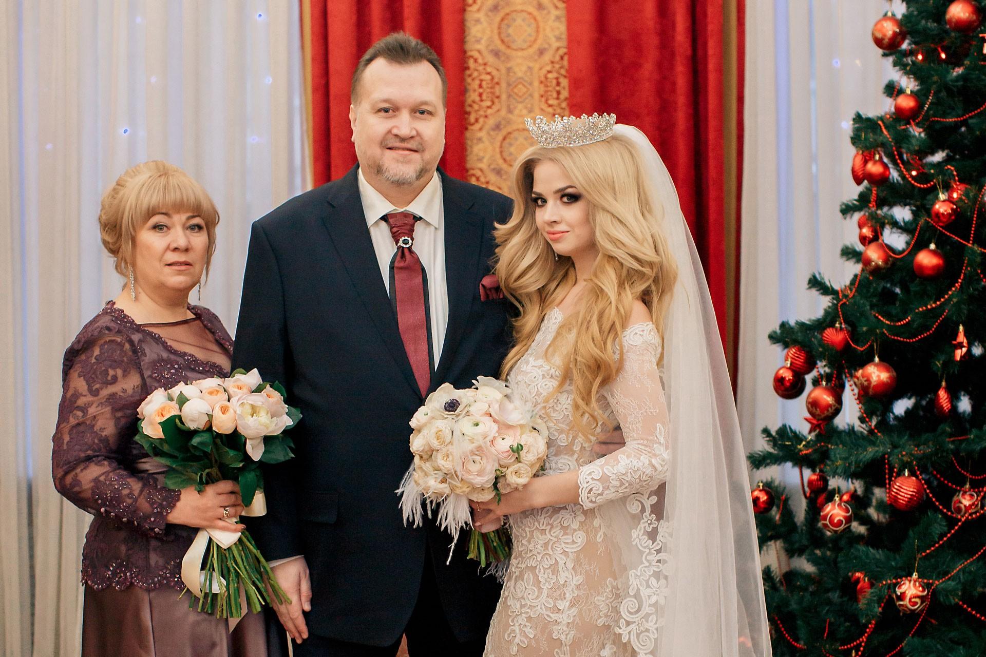 Утро для принцессы. Свадьба Артема и Светланы фото 21