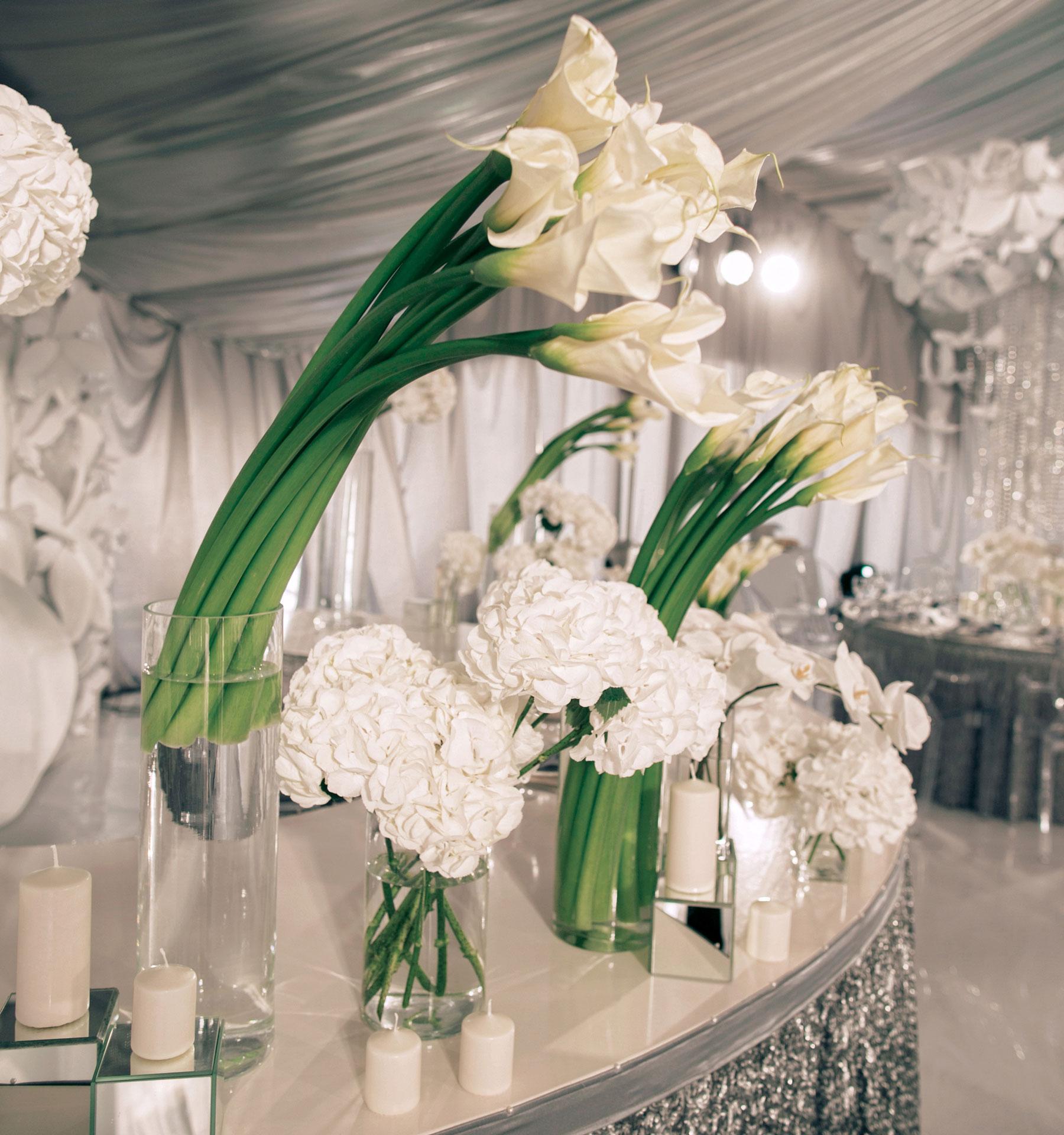 Больше воздухав свадебном декоре фото 2