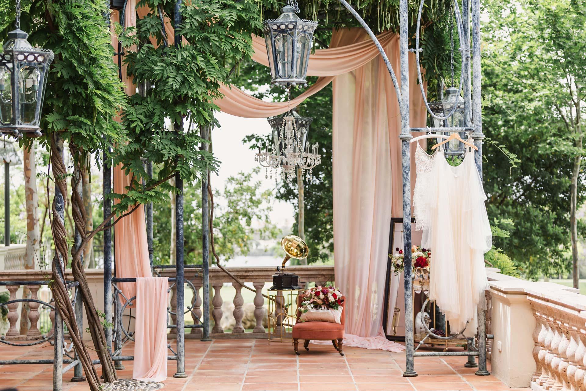 Декоратор Ольга Белецкая: «Свадебные декорации должны отличаться от театральных» фото1