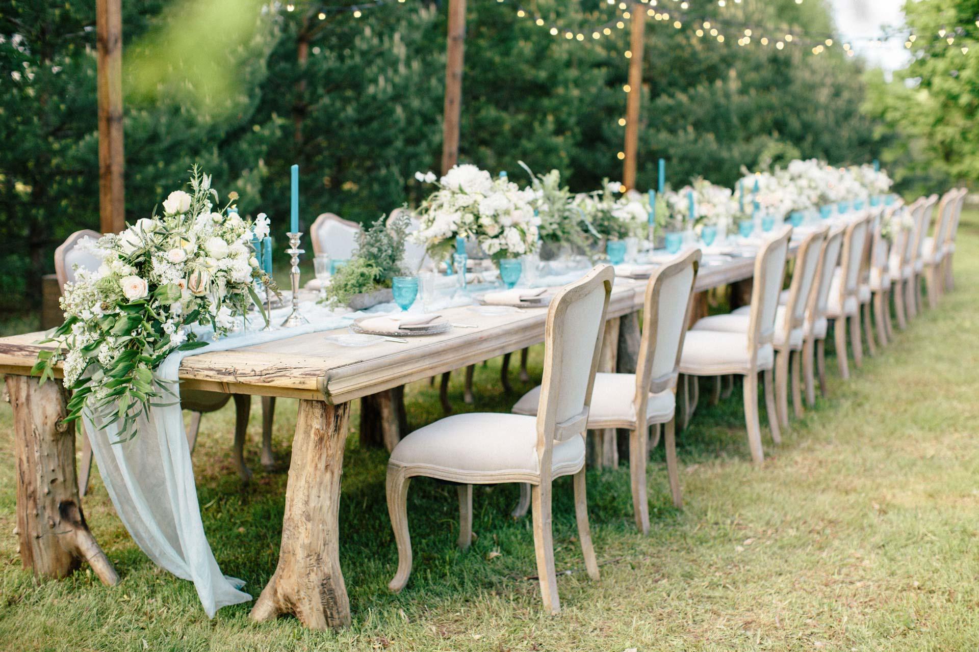 Декоратор Ольга Белецкая: «Свадебные декорации должны отличаться от театральных» фото 11