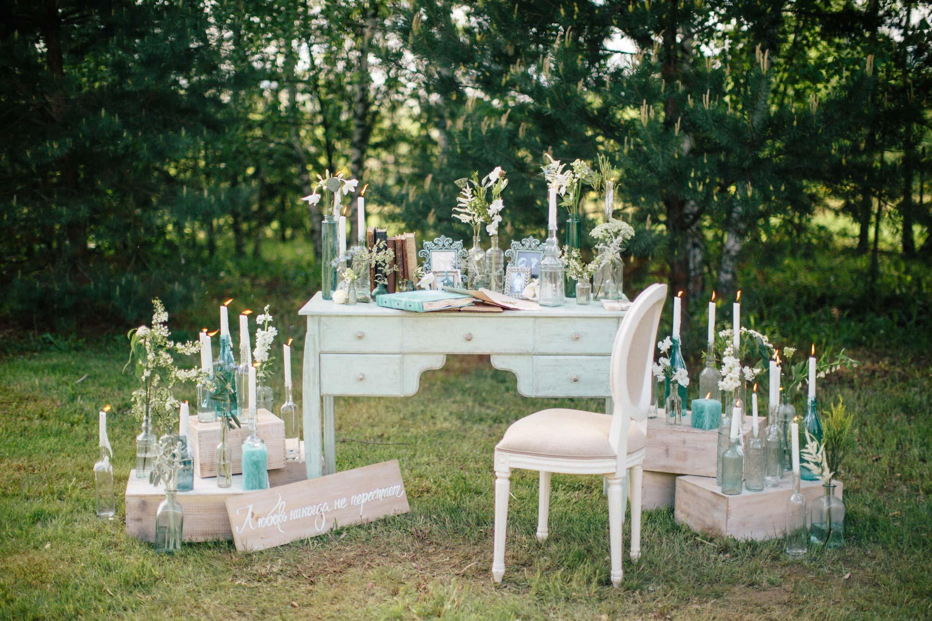 Декоратор Ольга Белецкая: «Свадебные декорации должны отличаться от театральных» фото 5