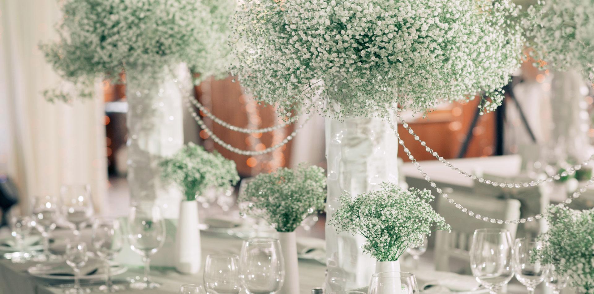 Больше воздухав свадебном декоре фото 1