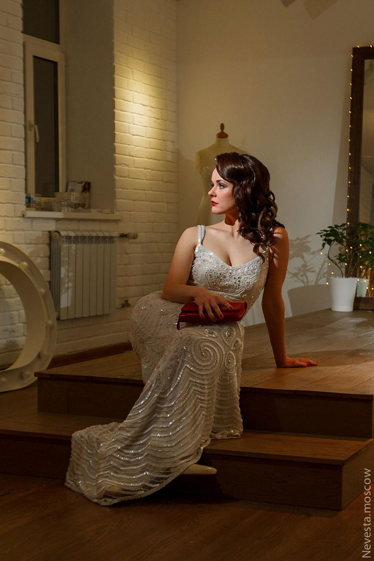Образ «девушки Бонда» для актрисы Анны Здор, фото 18