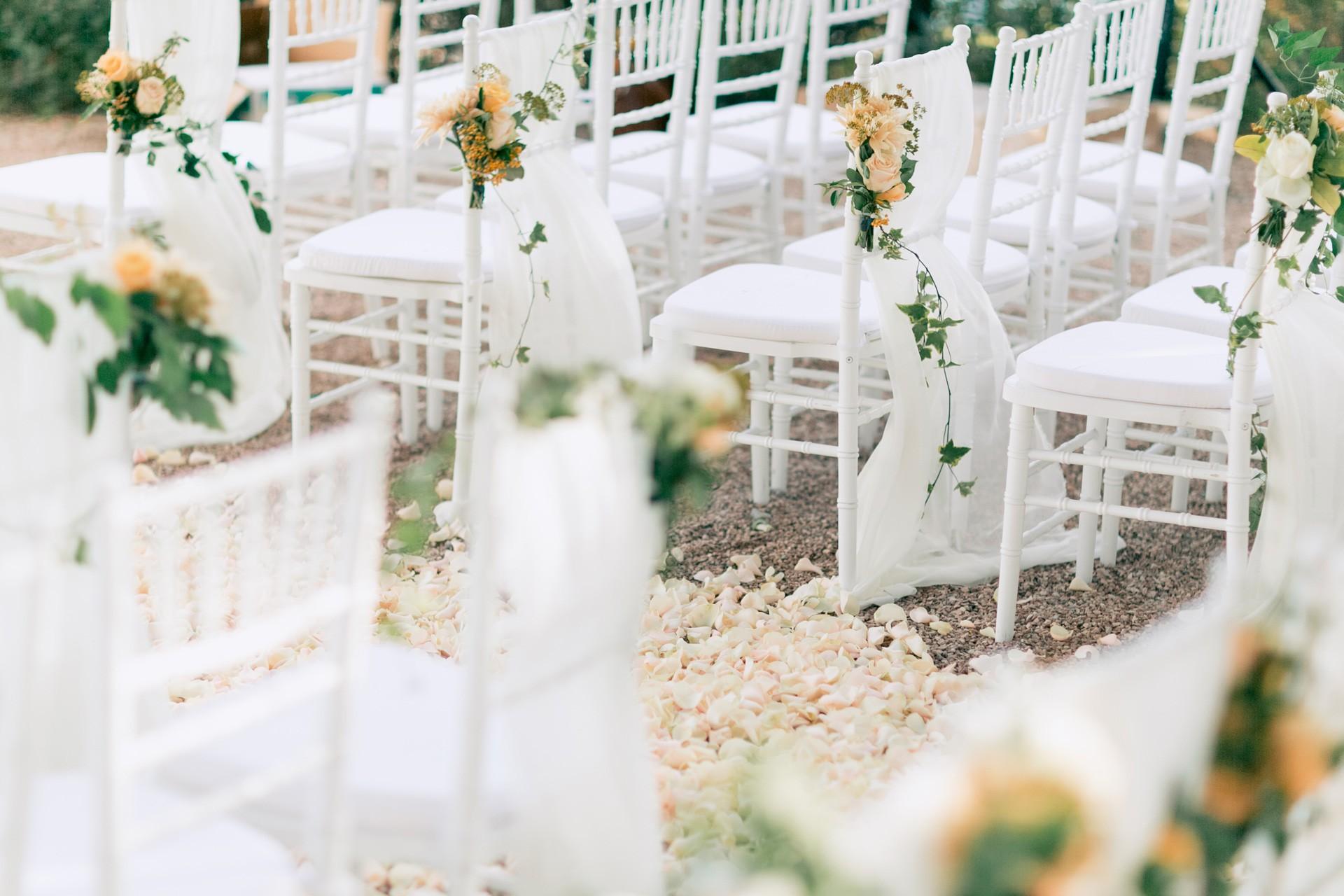 Декоратор Ольга Белецкая: «Свадебные декорации должны отличаться от театральных» фото 3