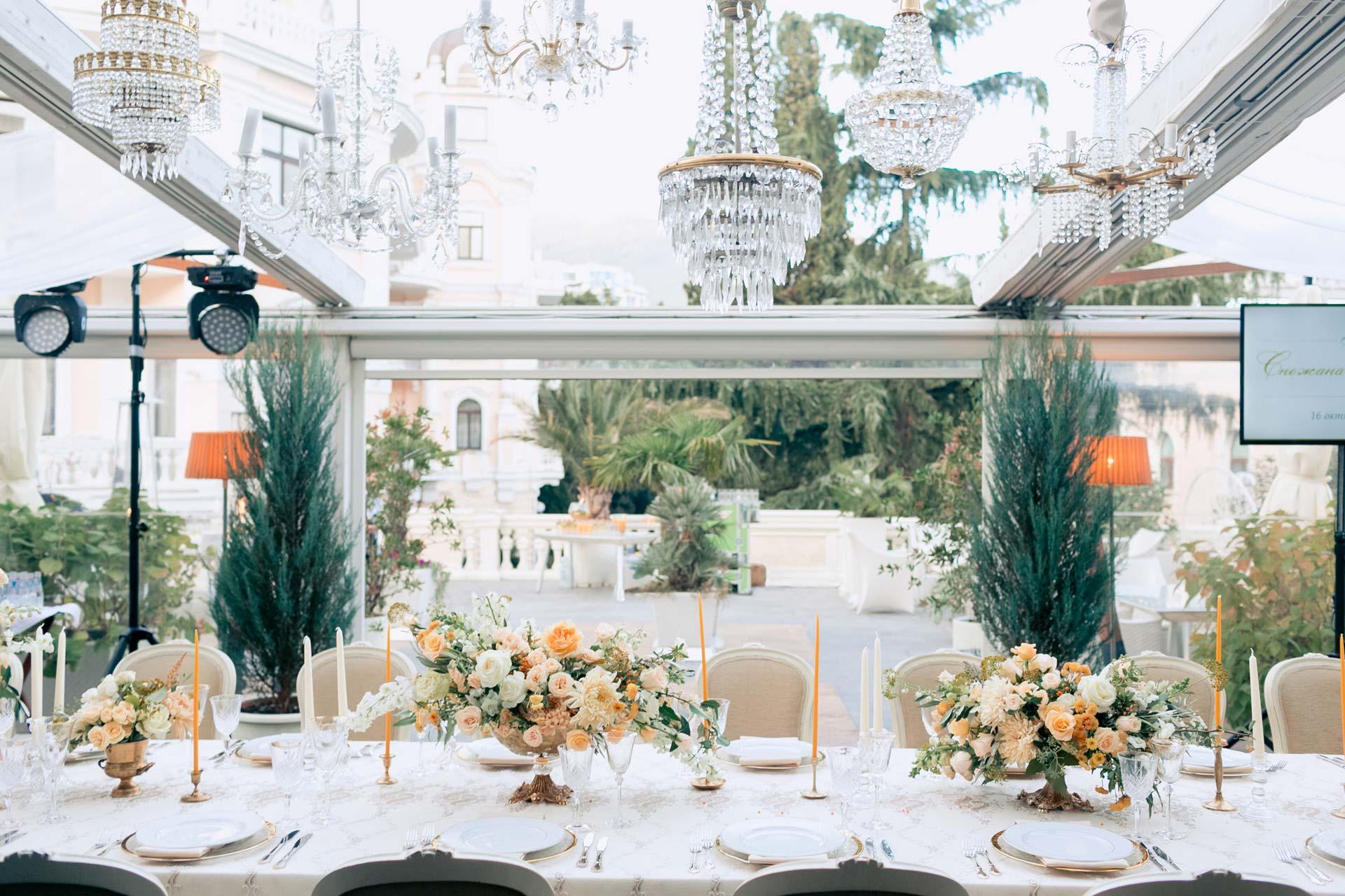 Декоратор Ольга Белецкая: «Свадебные декорации должны отличаться от театральных» фото 9