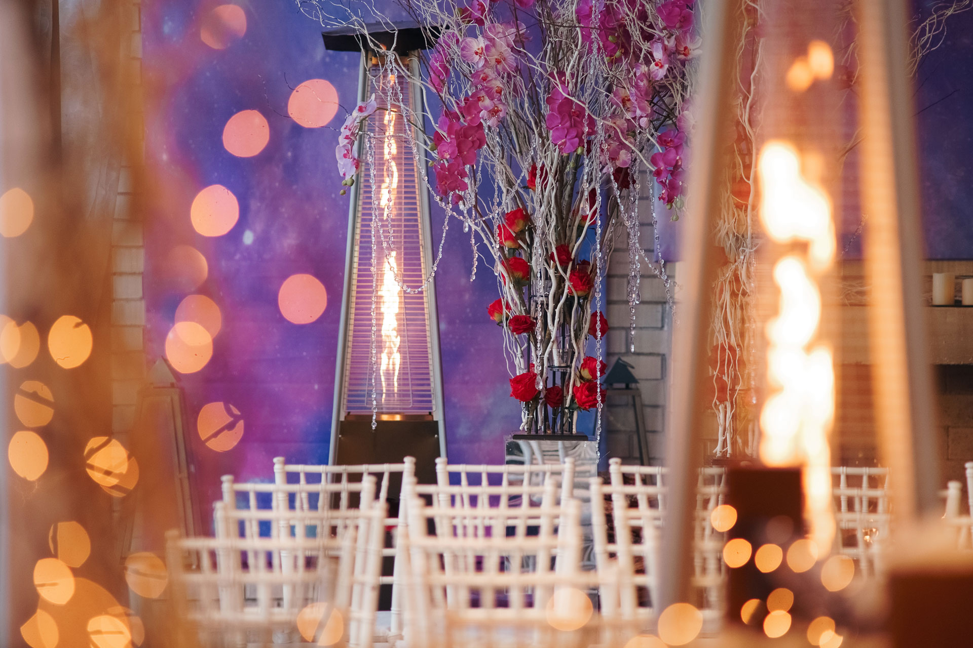 Январские цветы. Свадьба Павла и Александры фото 4