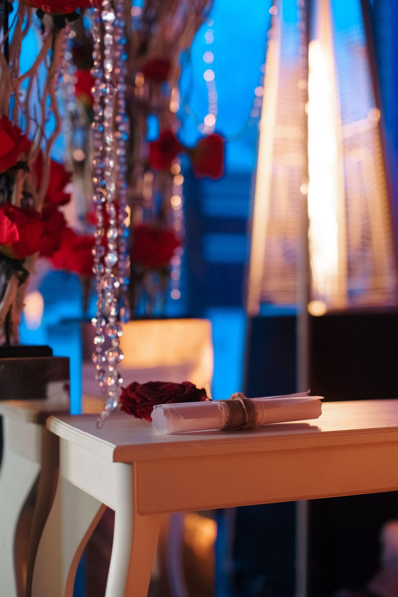Январские цветы. Свадьба Павла и Александры фото 9