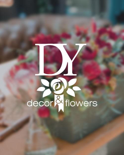 Wedding design & flowers by Dina Yakushina