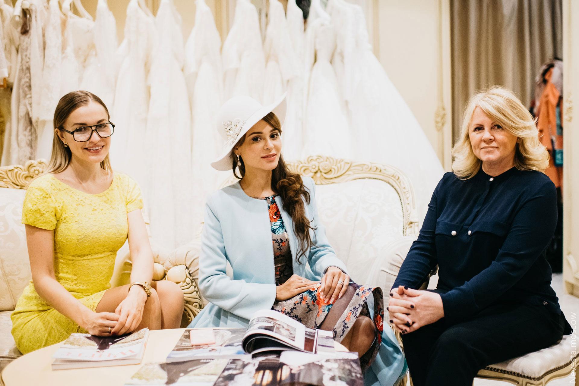 Анна Калашникова выбирает образ для своей свадьбы фото 7