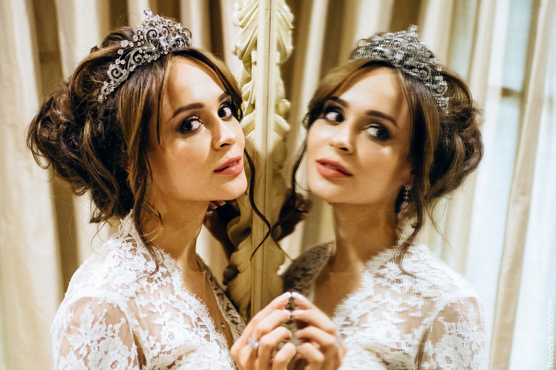 Анна Калашникова выбирает образ для своей свадьбы фото 35