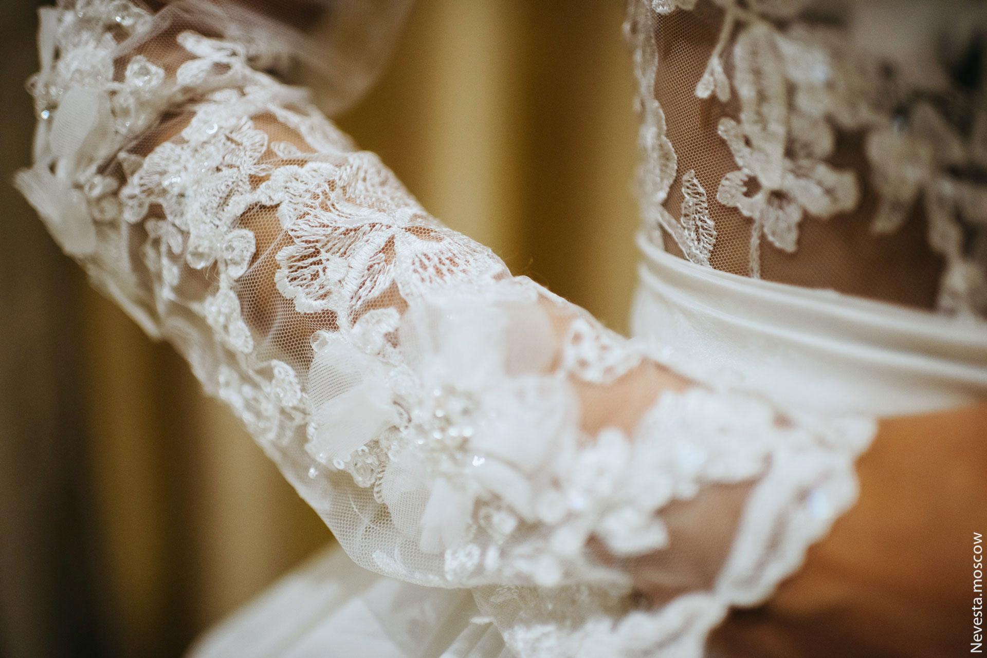 Анна Калашникова выбирает образ для своей свадьбы фото 34