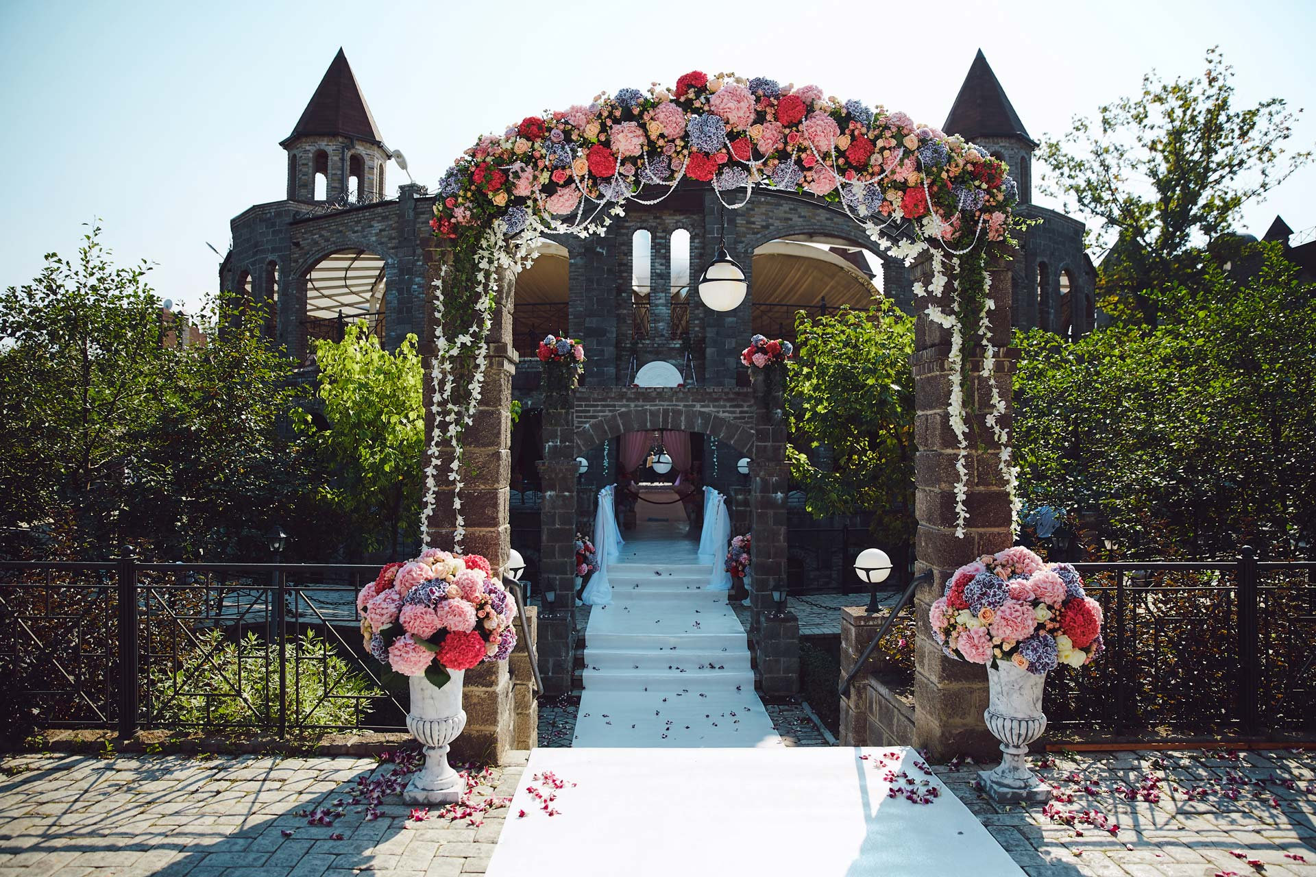 Мифология и национальные традиции. Свадьба Александра и Татьяны фото 3