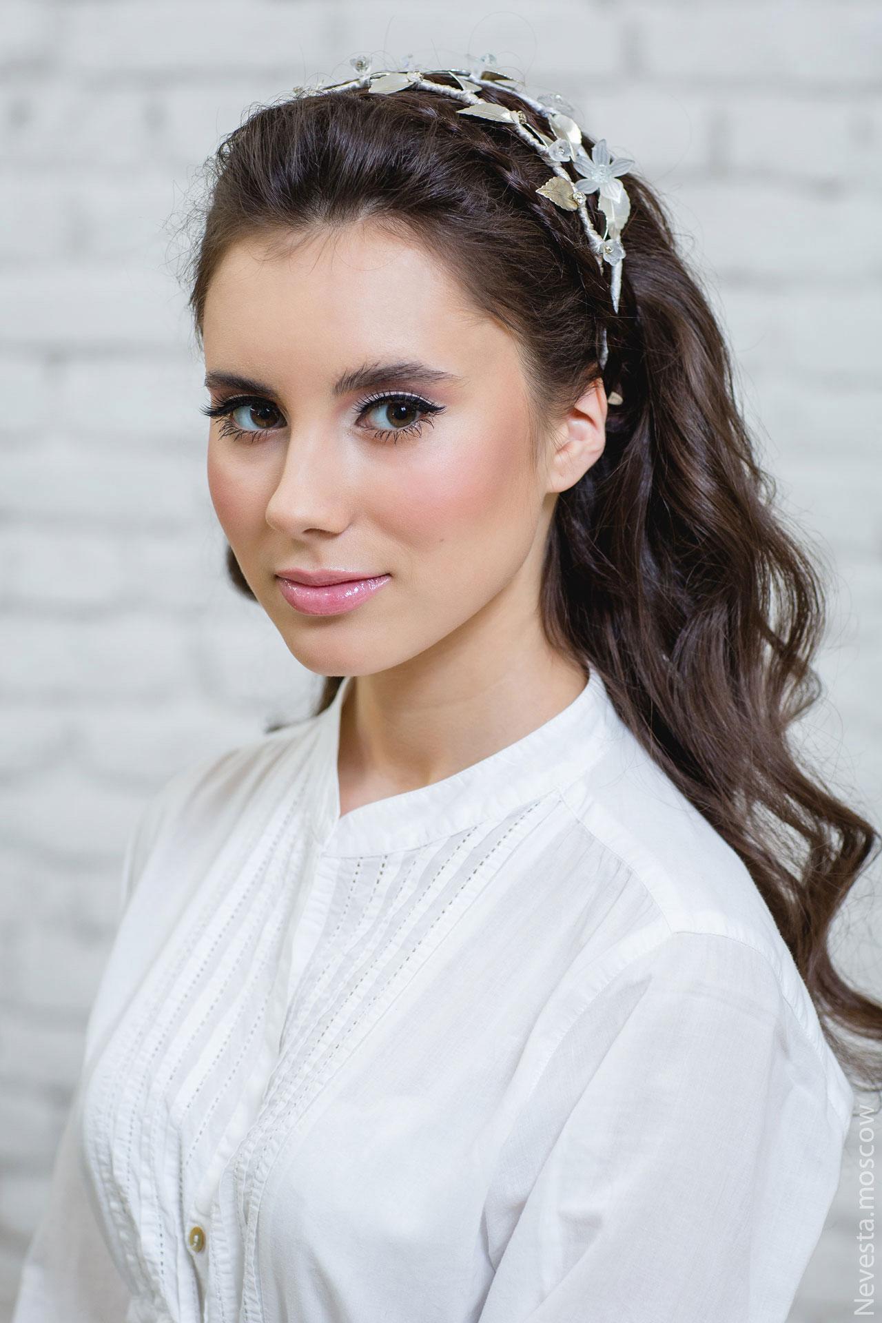 Тенденции свадебного образа: косы. Стилист Светлана Комарова фото 2