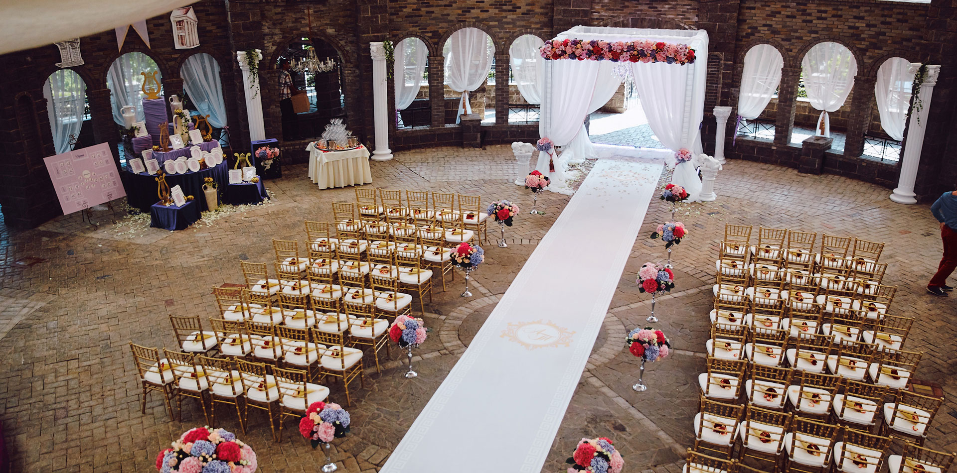 Мифология и национальные традиции. Свадьба Александра и Татьяны фото 2